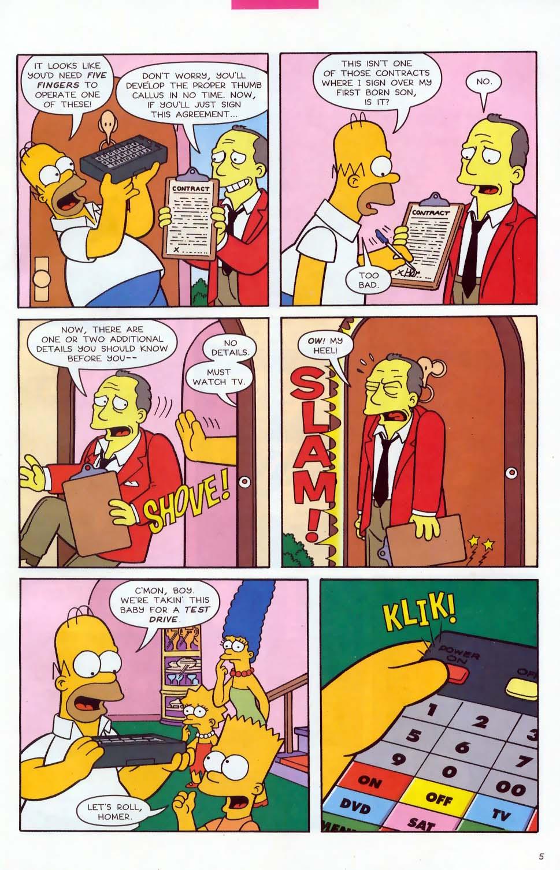 Read online Simpsons Comics comic -  Issue #85 - 6