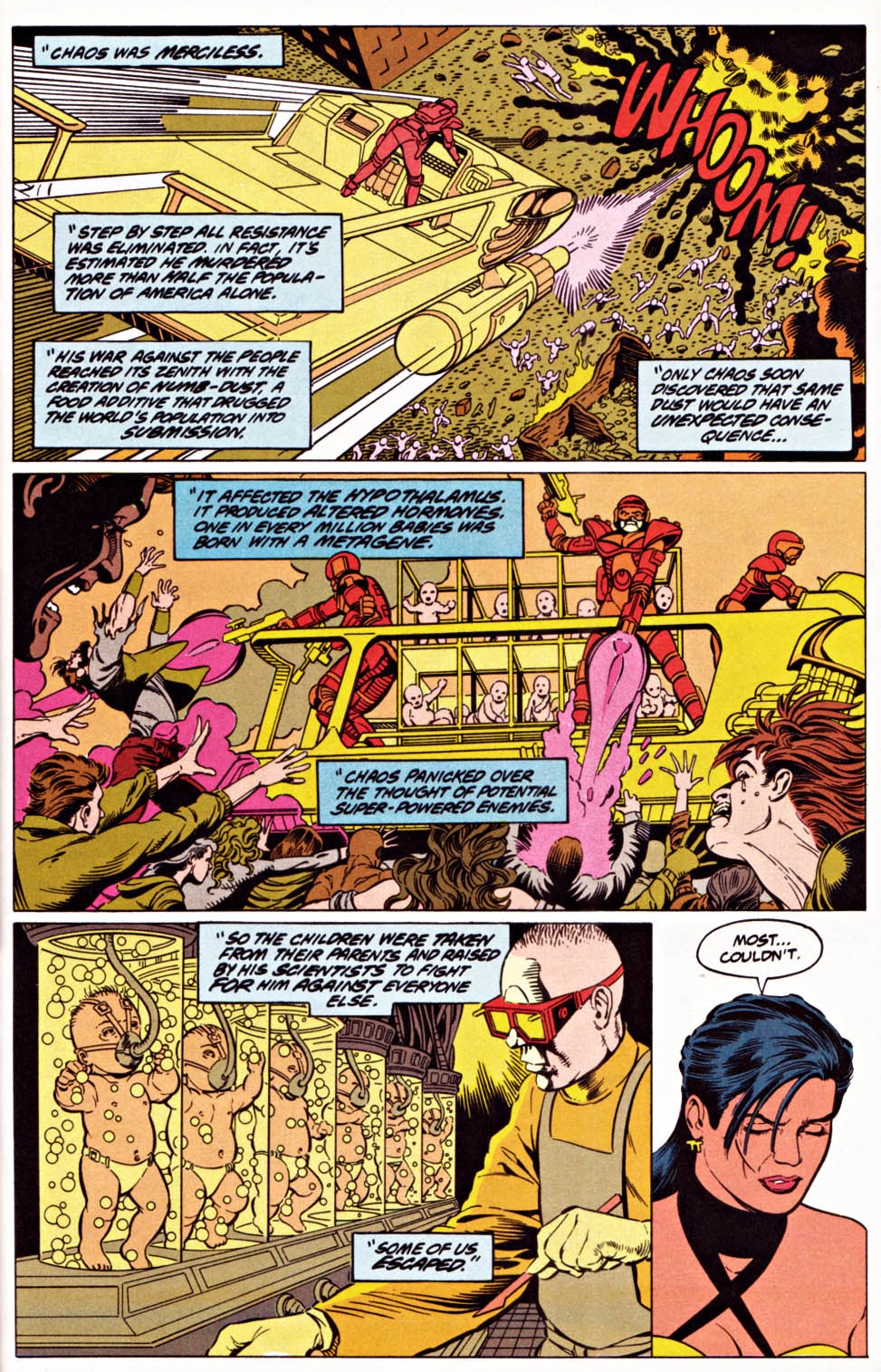 Read online Team Titans comic -  Issue #1e - 32
