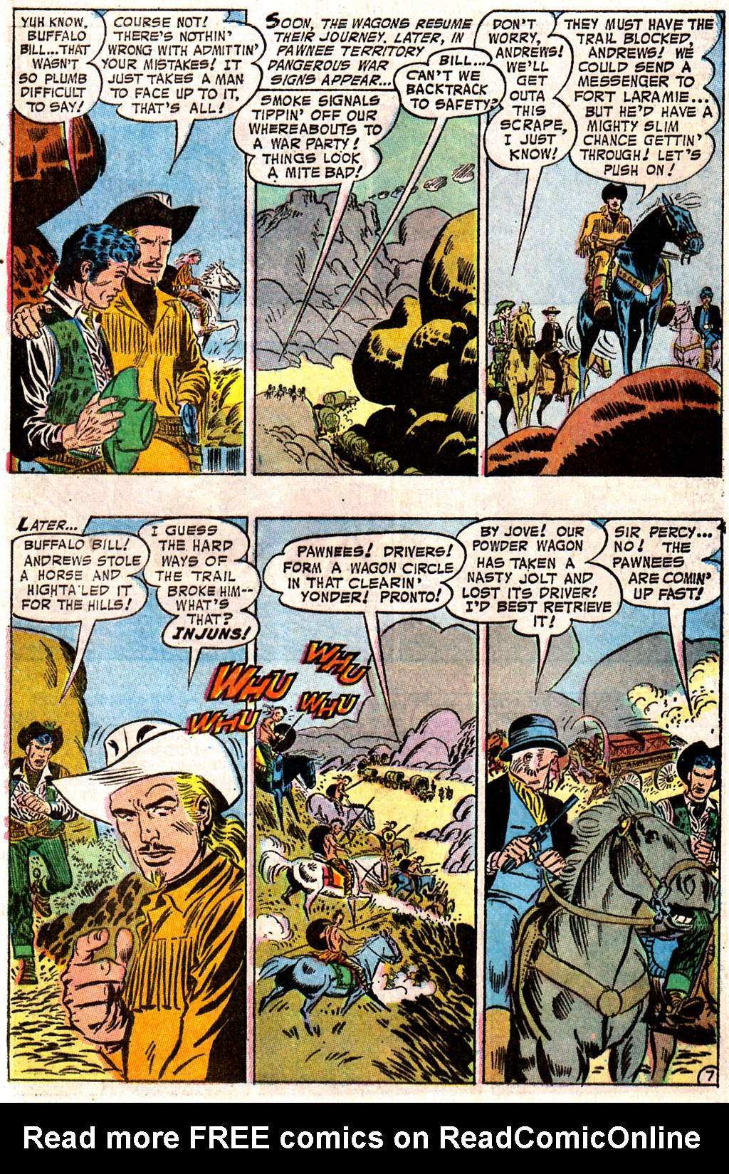 Read online All-Star Western (1970) comic -  Issue #7 - 35
