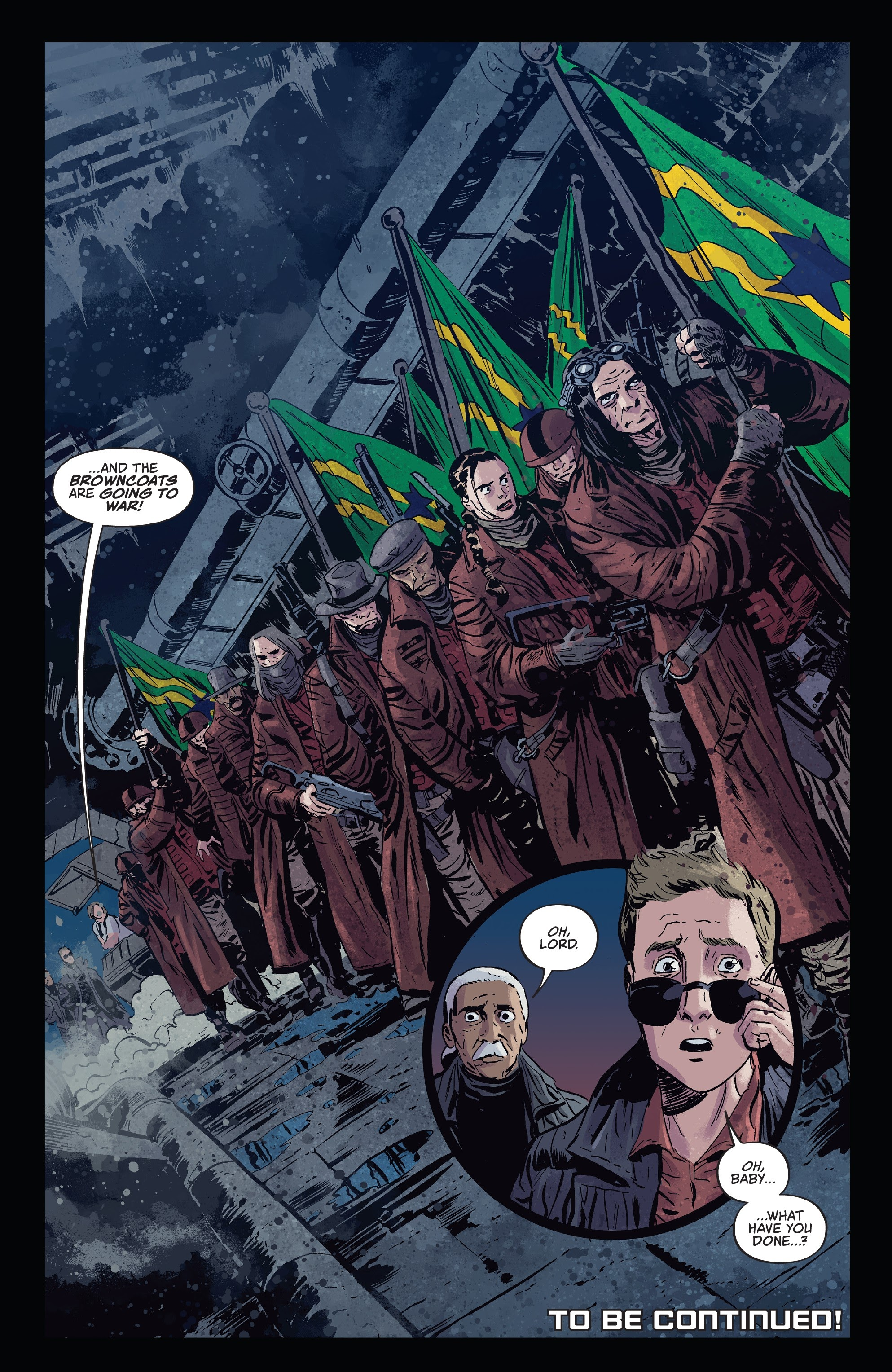 Read online Firefly comic -  Issue #7 - 24