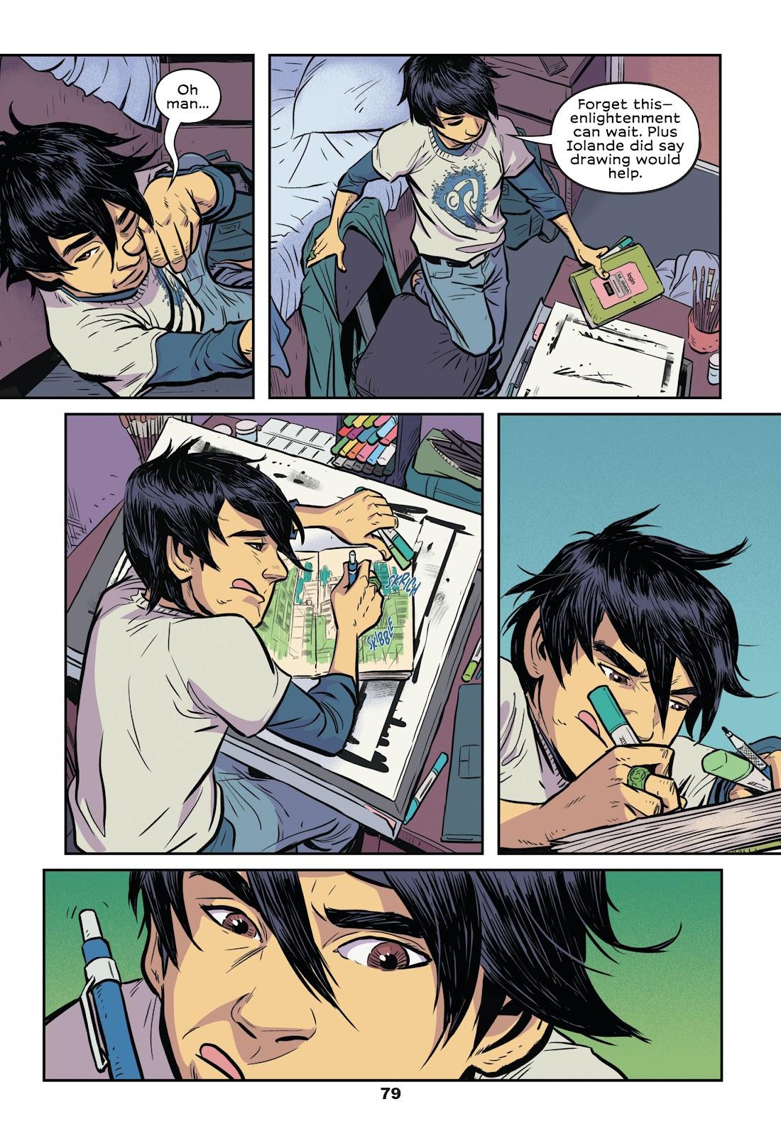Read online Green Lantern: Legacy comic -  Issue # TPB - 77