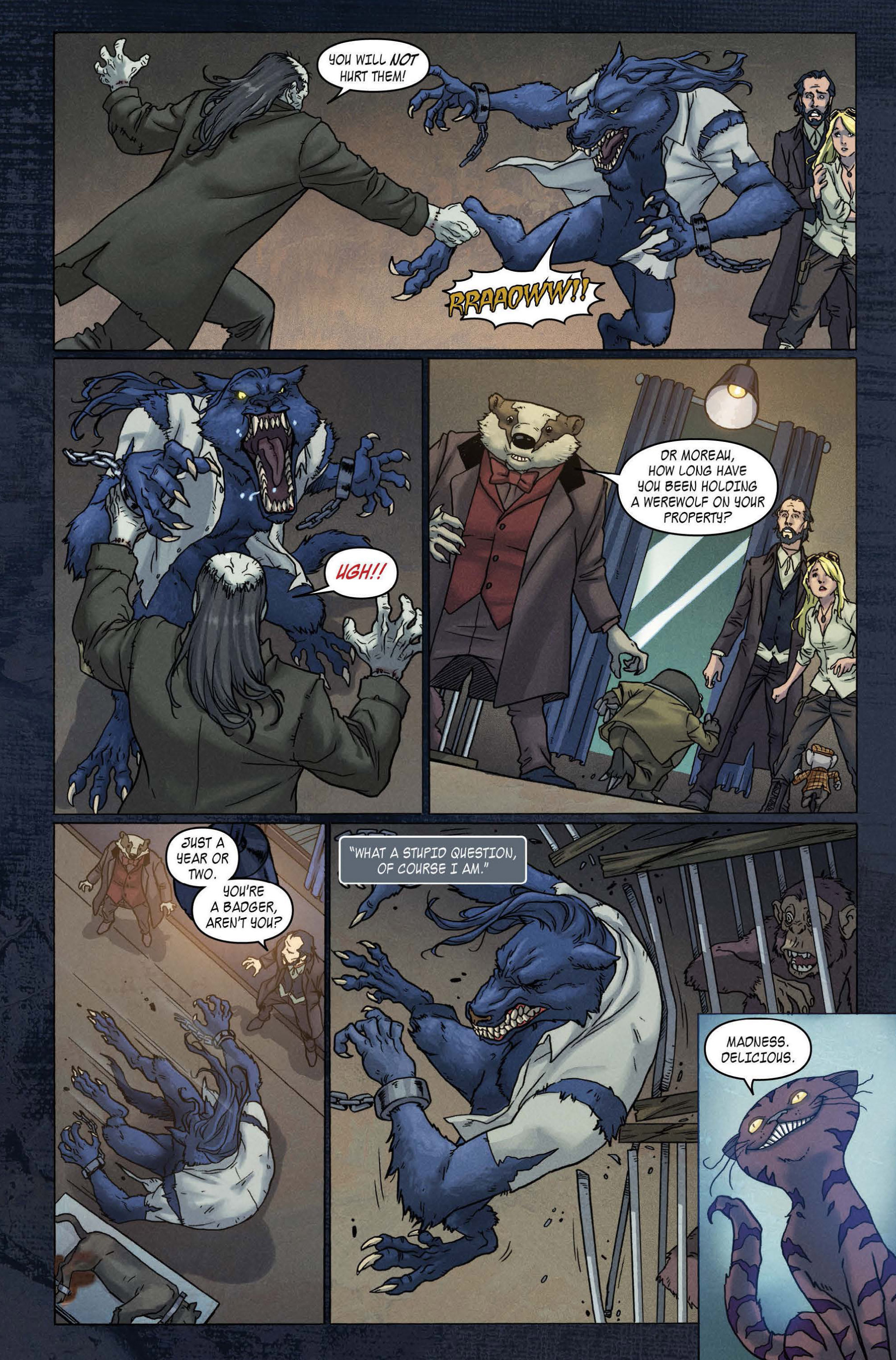 Read online A1 comic -  Issue #6 - 6