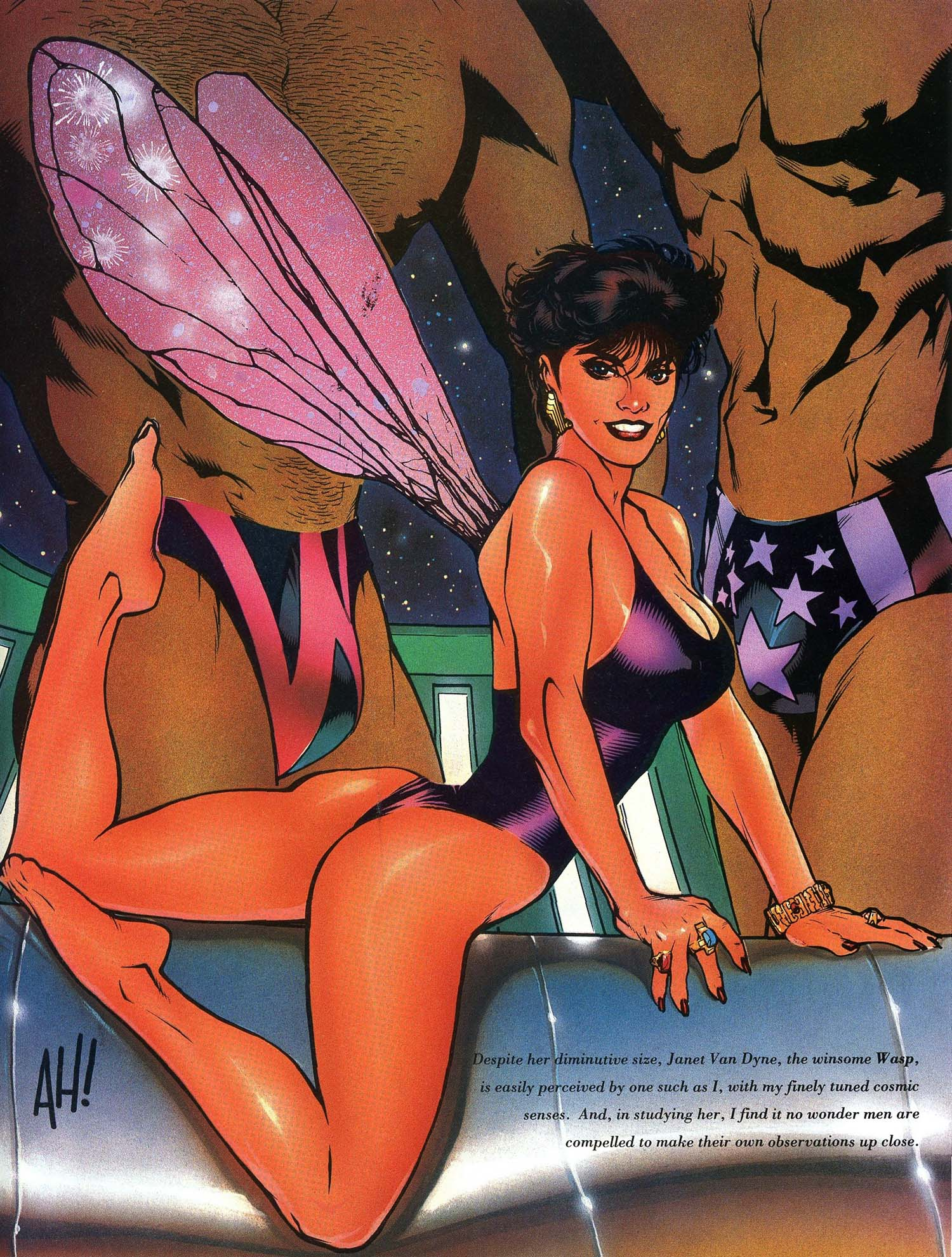 Read online Marvel Swimsuit Special comic -  Issue #3 - 30