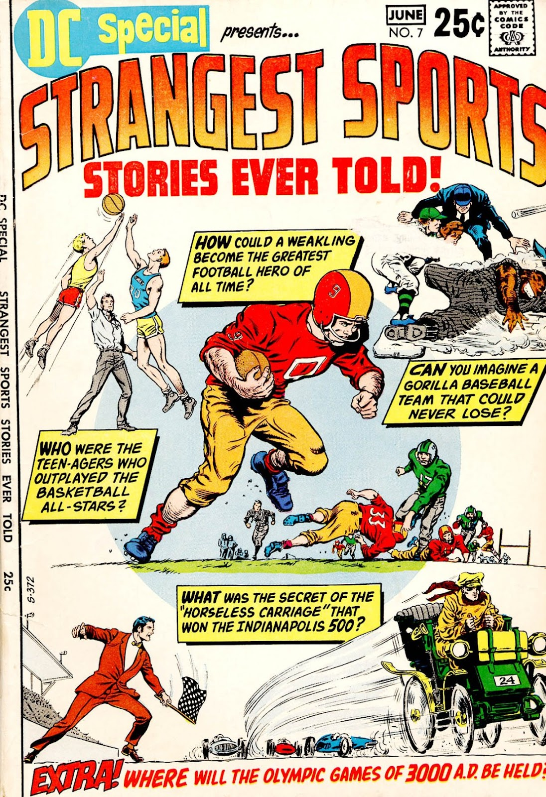 DC Special (1968) issue 7 - Page 1