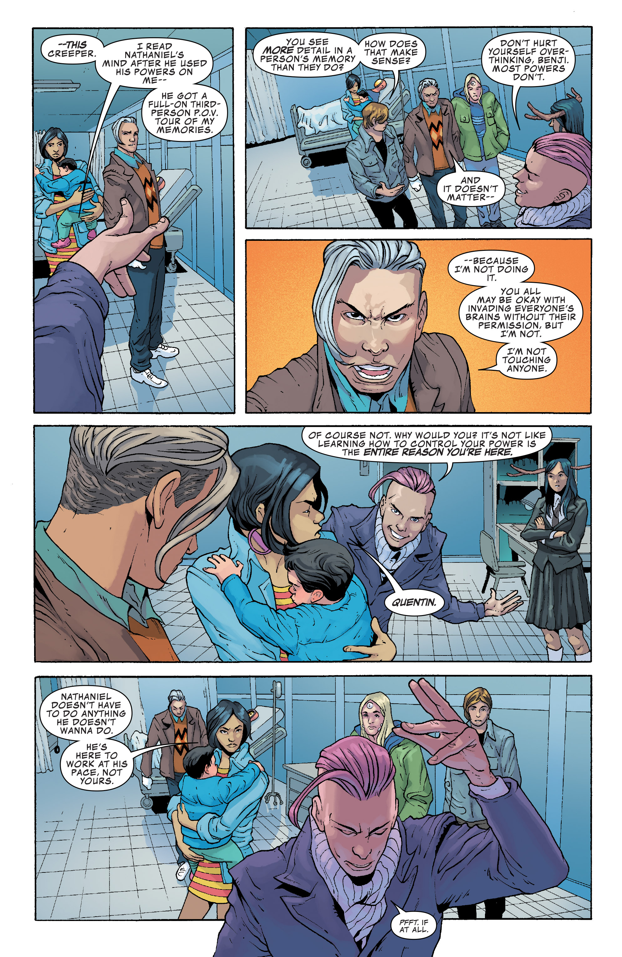 Read online Generation X (2017) comic -  Issue #3 - 12