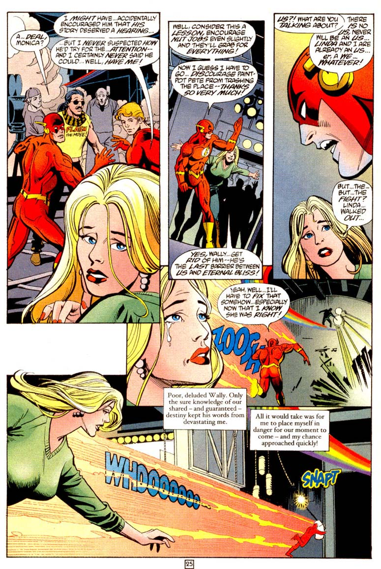 Read online The Flash (1987) comic -  Issue # _Annual 10 - 26