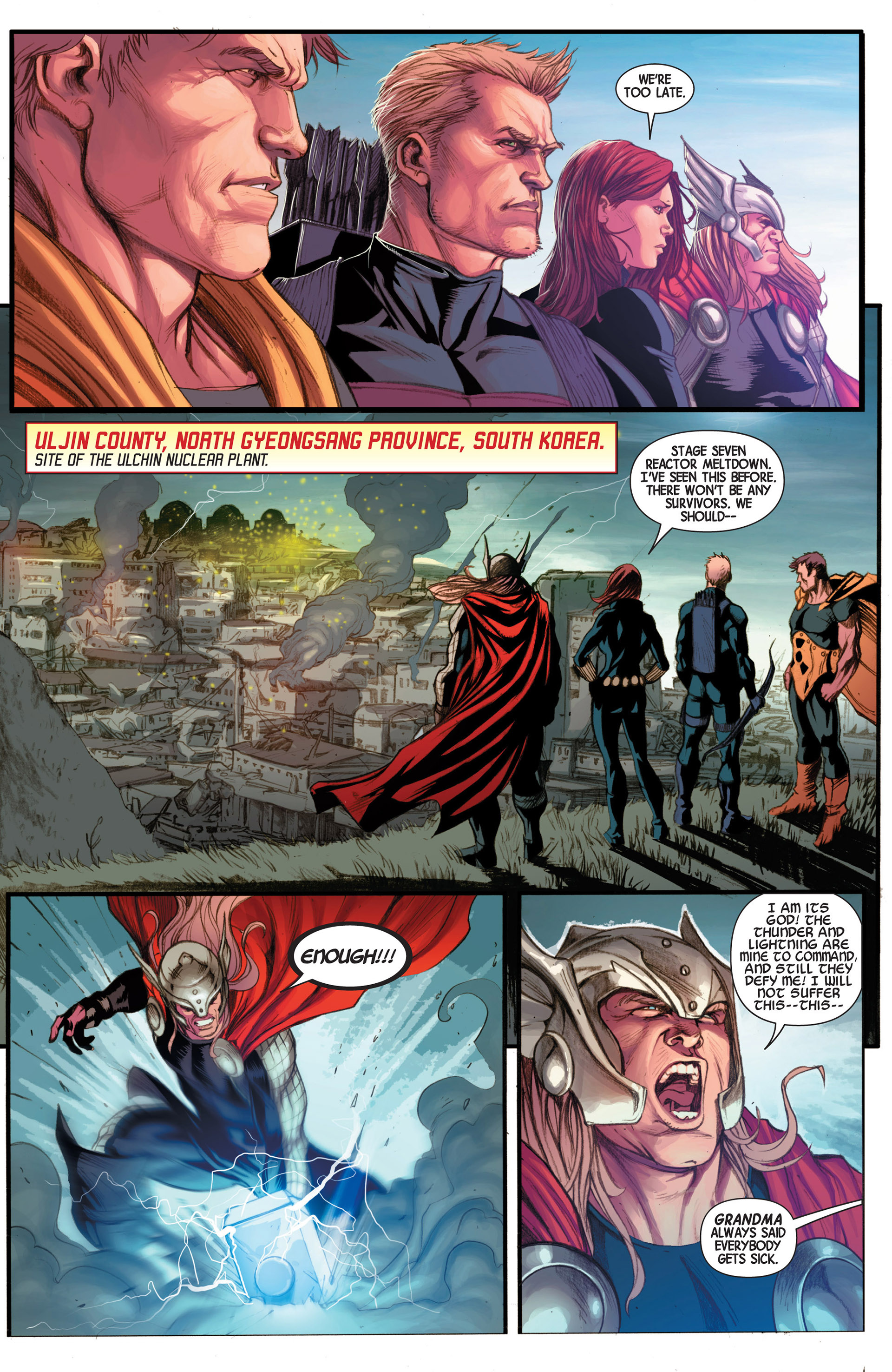 Read online Avengers (2013) comic -  Issue #14 - 15