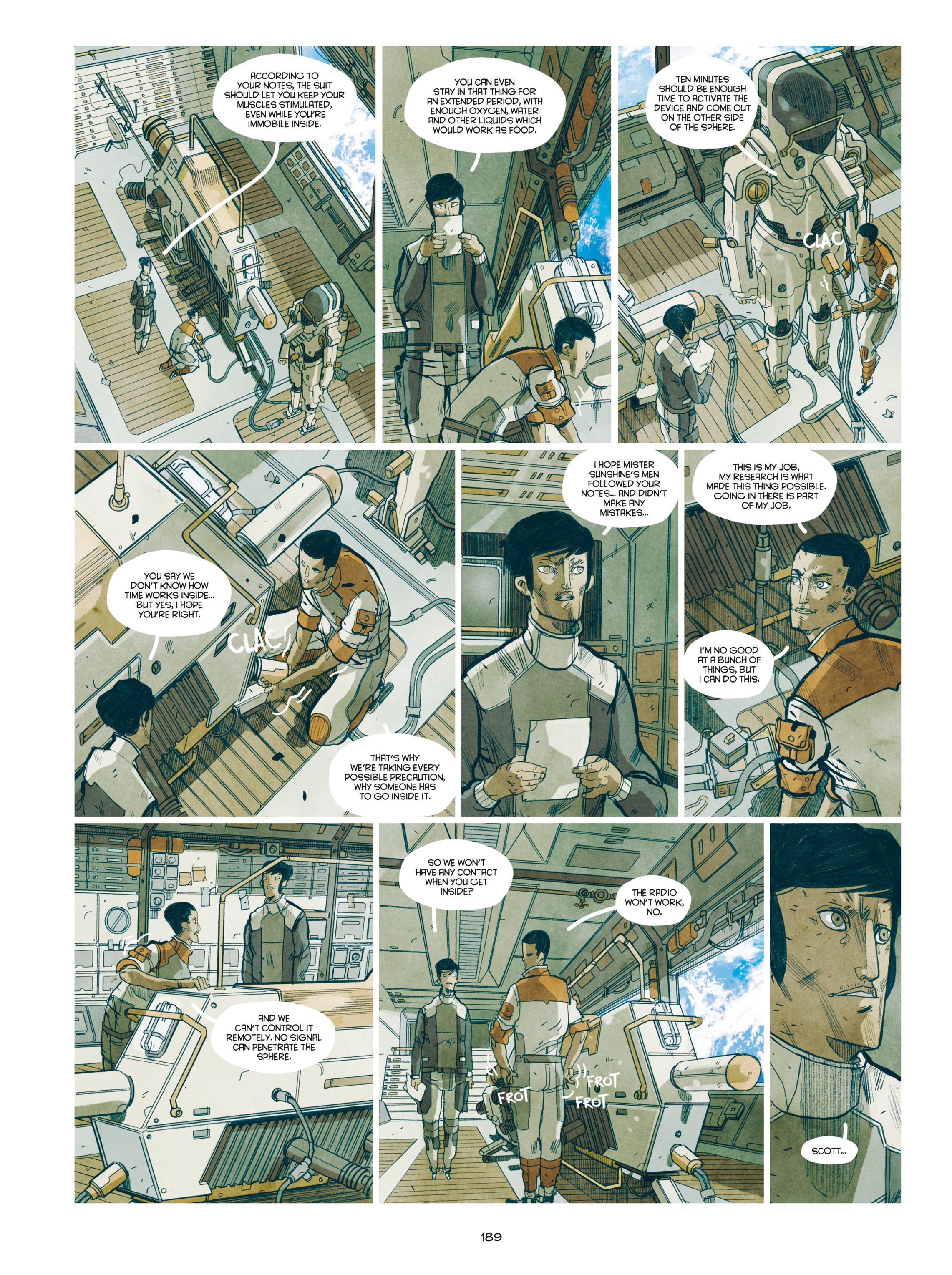 Read online Shangri-La comic -  Issue # Full - 190