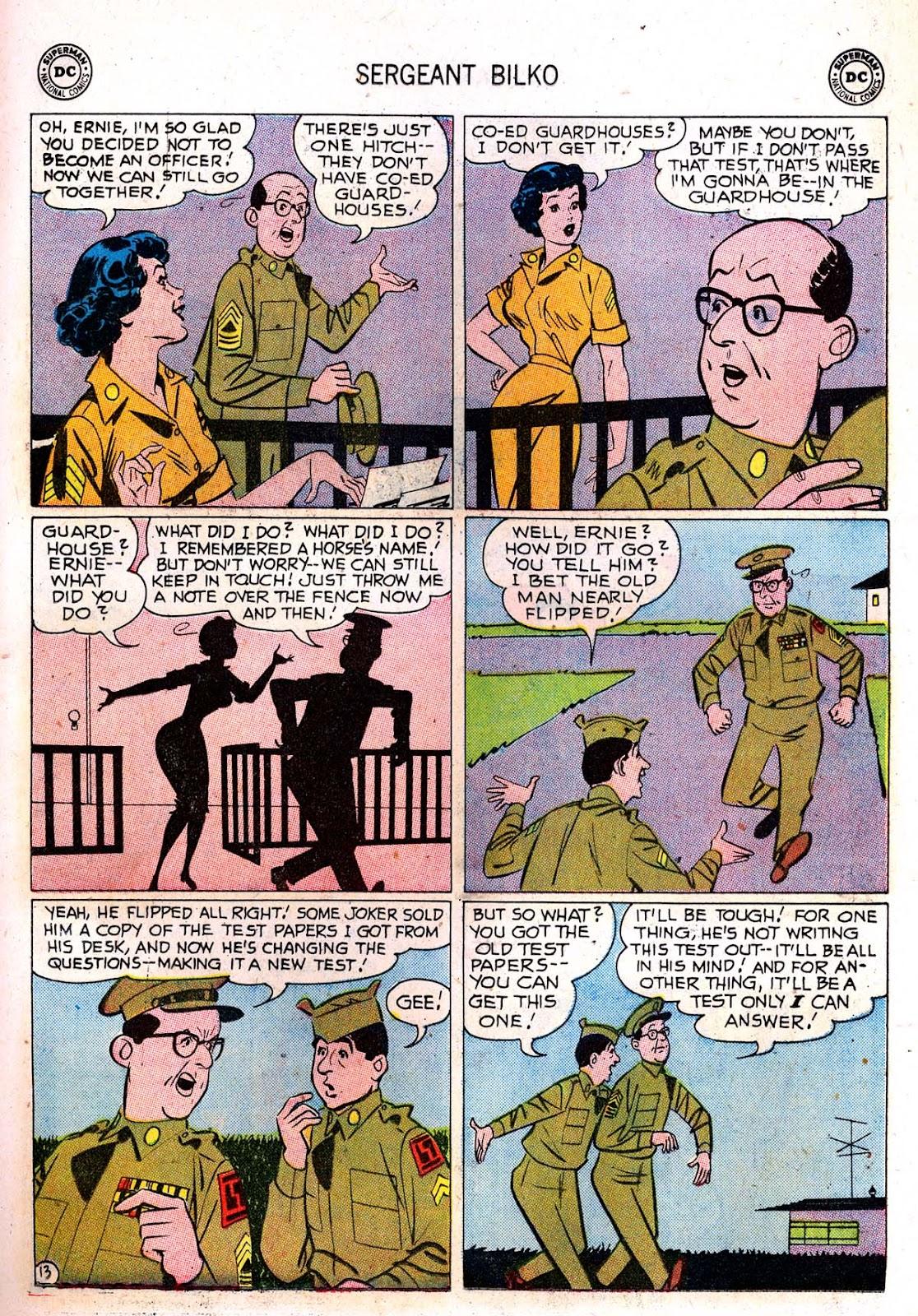 Sergeant Bilko issue 7 - Page 15