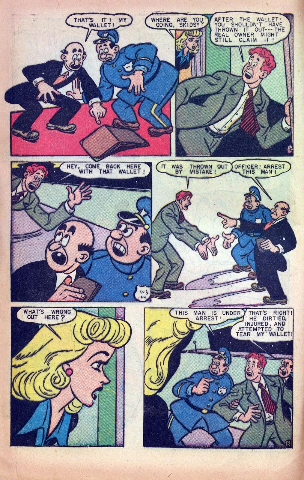Read online Joker Comics comic -  Issue #25 - 8