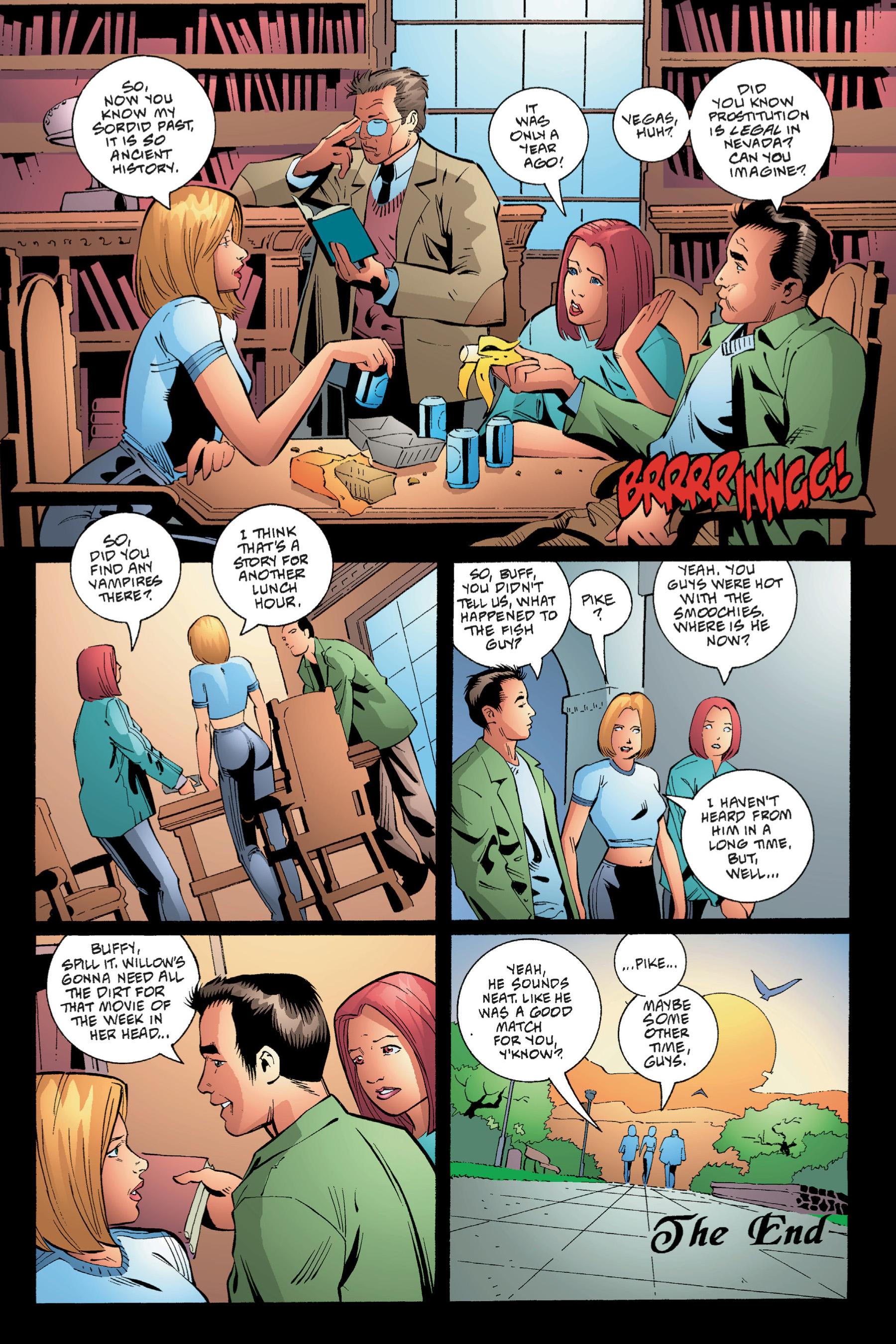 Read online Buffy the Vampire Slayer: Omnibus comic -  Issue # TPB 1 - 102