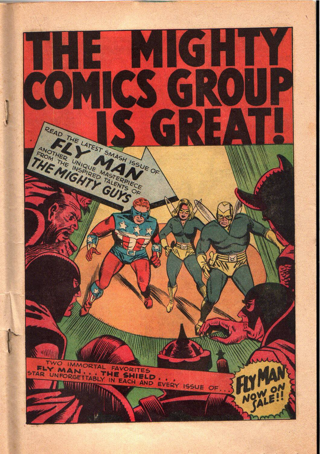 The Mighty Crusaders (1965) Issue #4 #4 - English 27