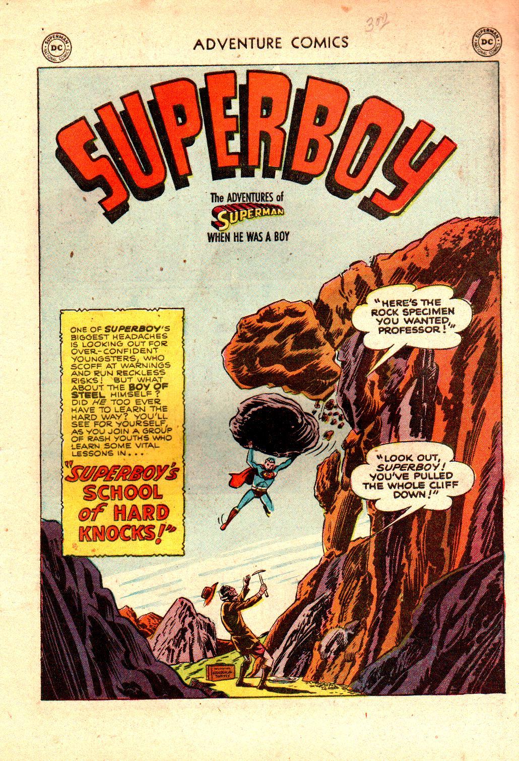 Read online Adventure Comics (1938) comic -  Issue #173 - 3