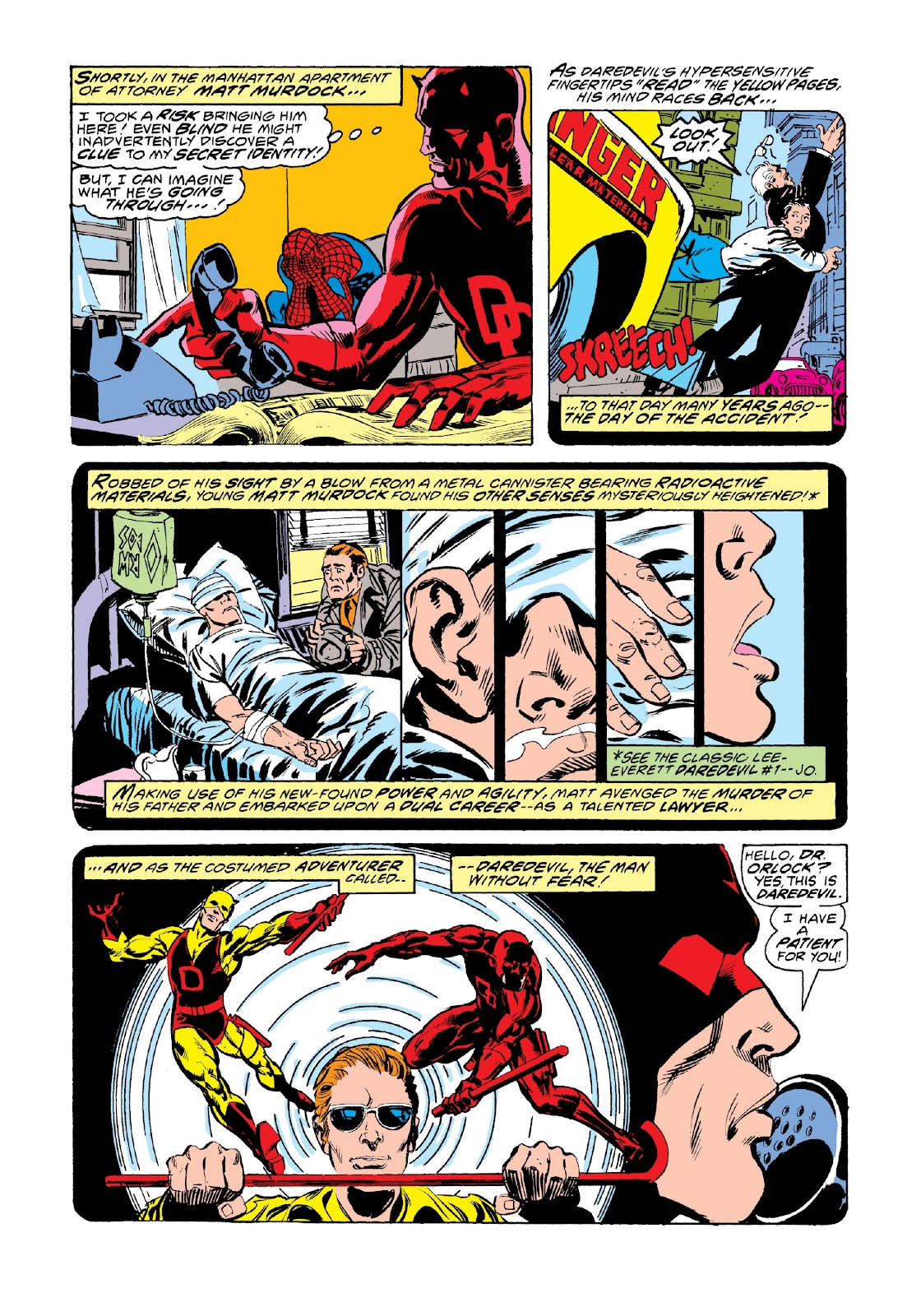 Read online Marvel Masterworks: The Spectacular Spider-Man comic -  Issue # TPB 2 (Part 3) - 13
