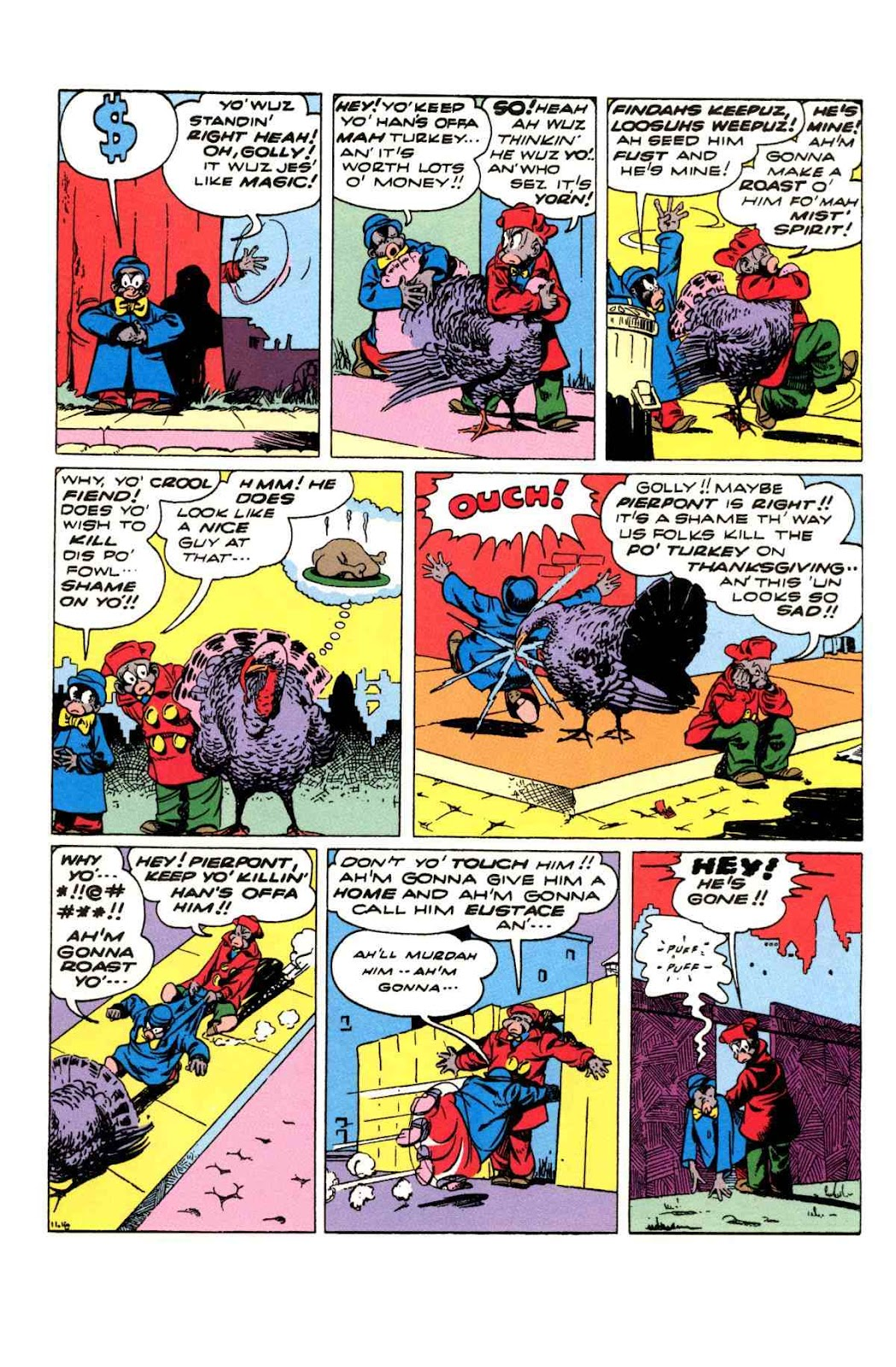 Read online Will Eisner's The Spirit Archives comic -  Issue # TPB 3 (Part 2) - 56