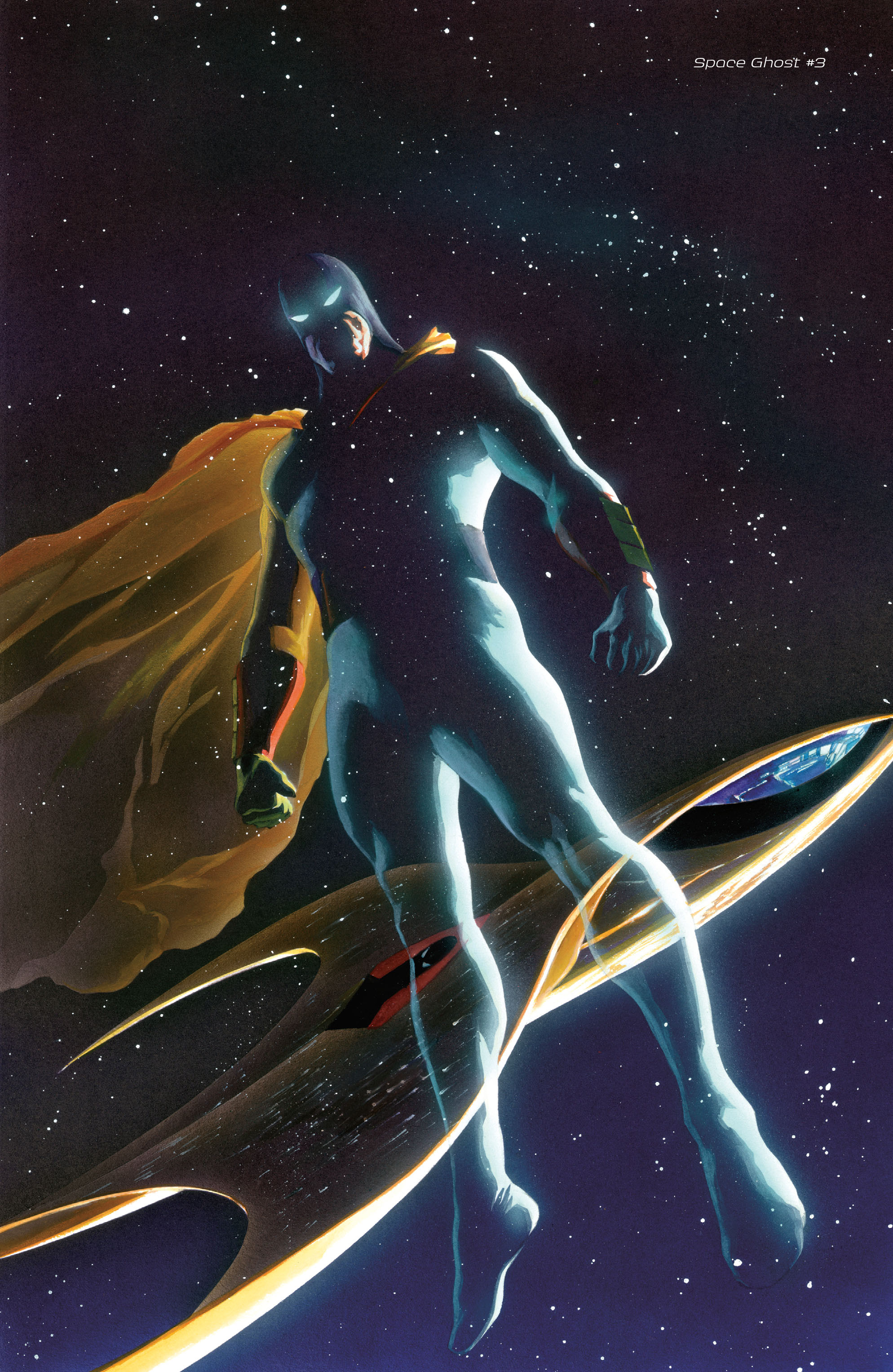 Read online Space Ghost (2016) comic -  Issue # Full - 137