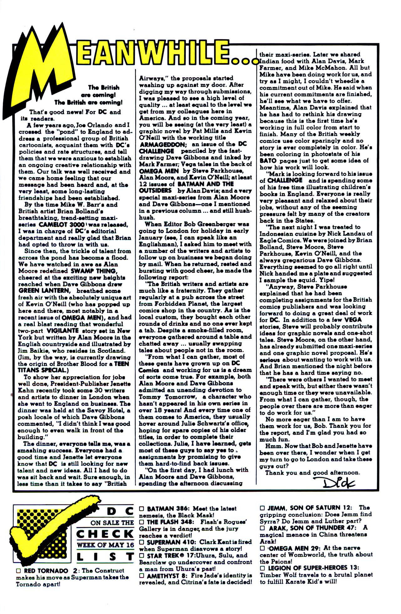 Read online Amethyst (1985) comic -  Issue #8 - 26
