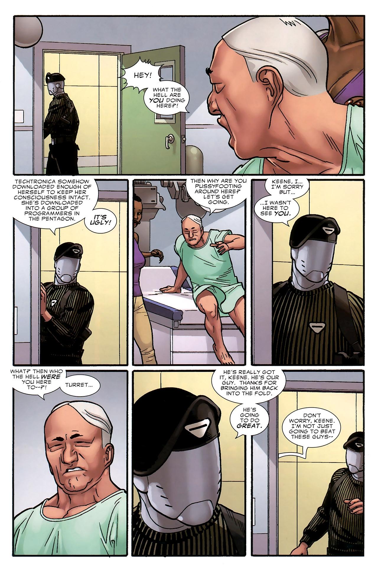 Read online Destroyer comic -  Issue #5 - 17