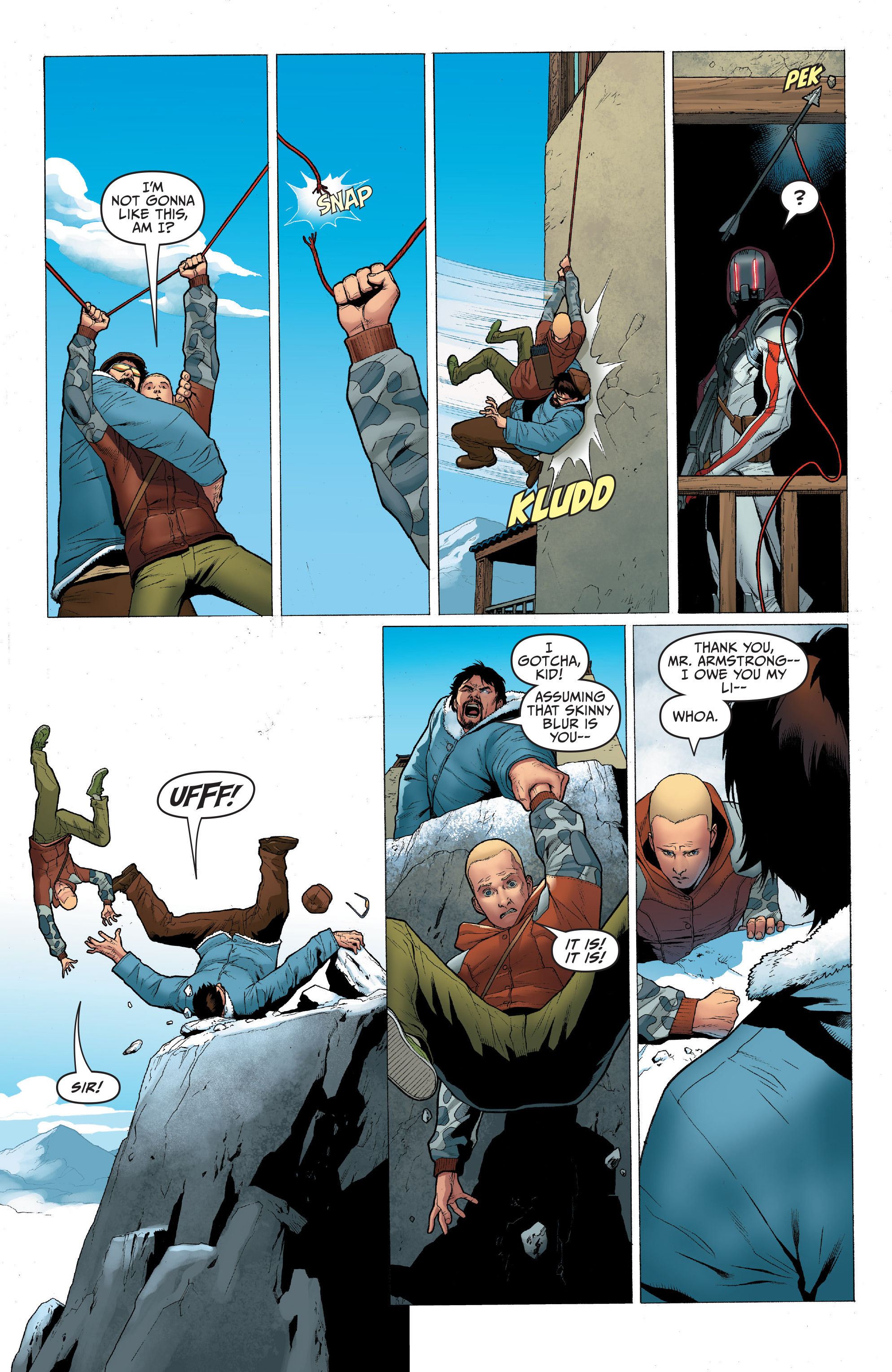 Read online Archer and Armstrong comic -  Issue #Archer and Armstrong _TPB 1 - 82