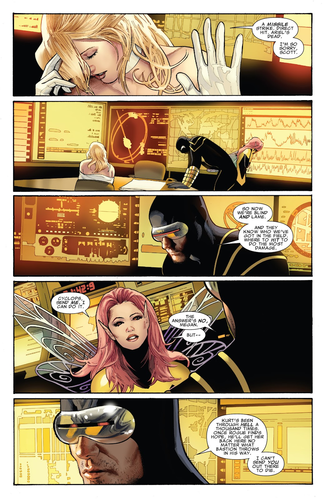 Read online X-Men: Second Coming comic -  Issue # _TPB (Part 2) - 5