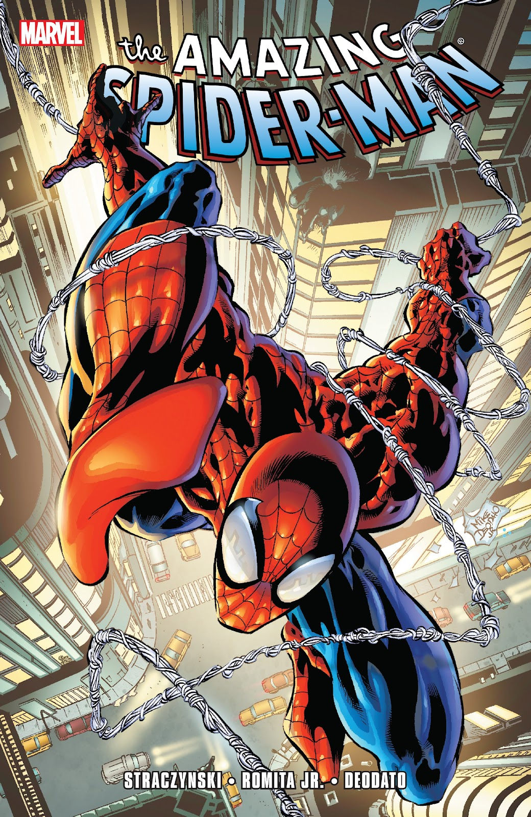 The Amazing Spider-Man by JMS Ultimate Collection issue TPB 3 (Part 1) - Page 1