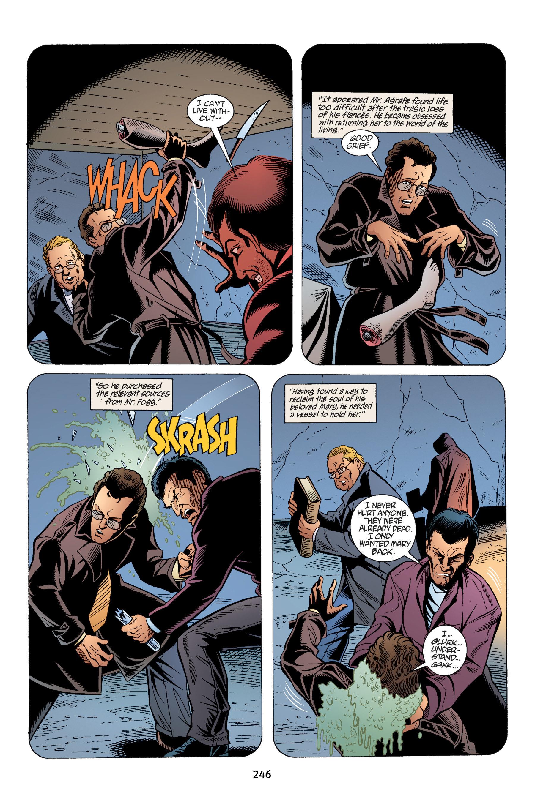 Read online Buffy the Vampire Slayer: Omnibus comic -  Issue # TPB 4 - 244