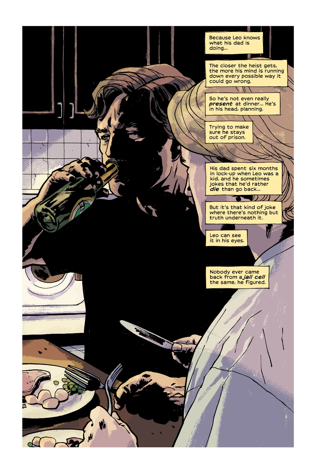 Read online Criminal (2019) comic -  Issue #9 - 13