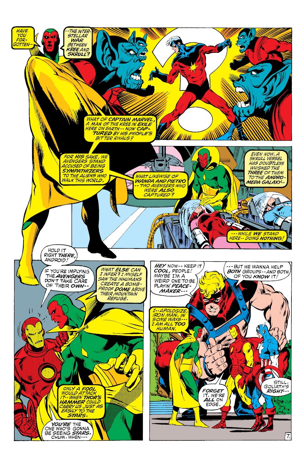 Read online Marvel Masterworks: The Inhumans comic -  Issue # TPB 1 (Part 3) - 2