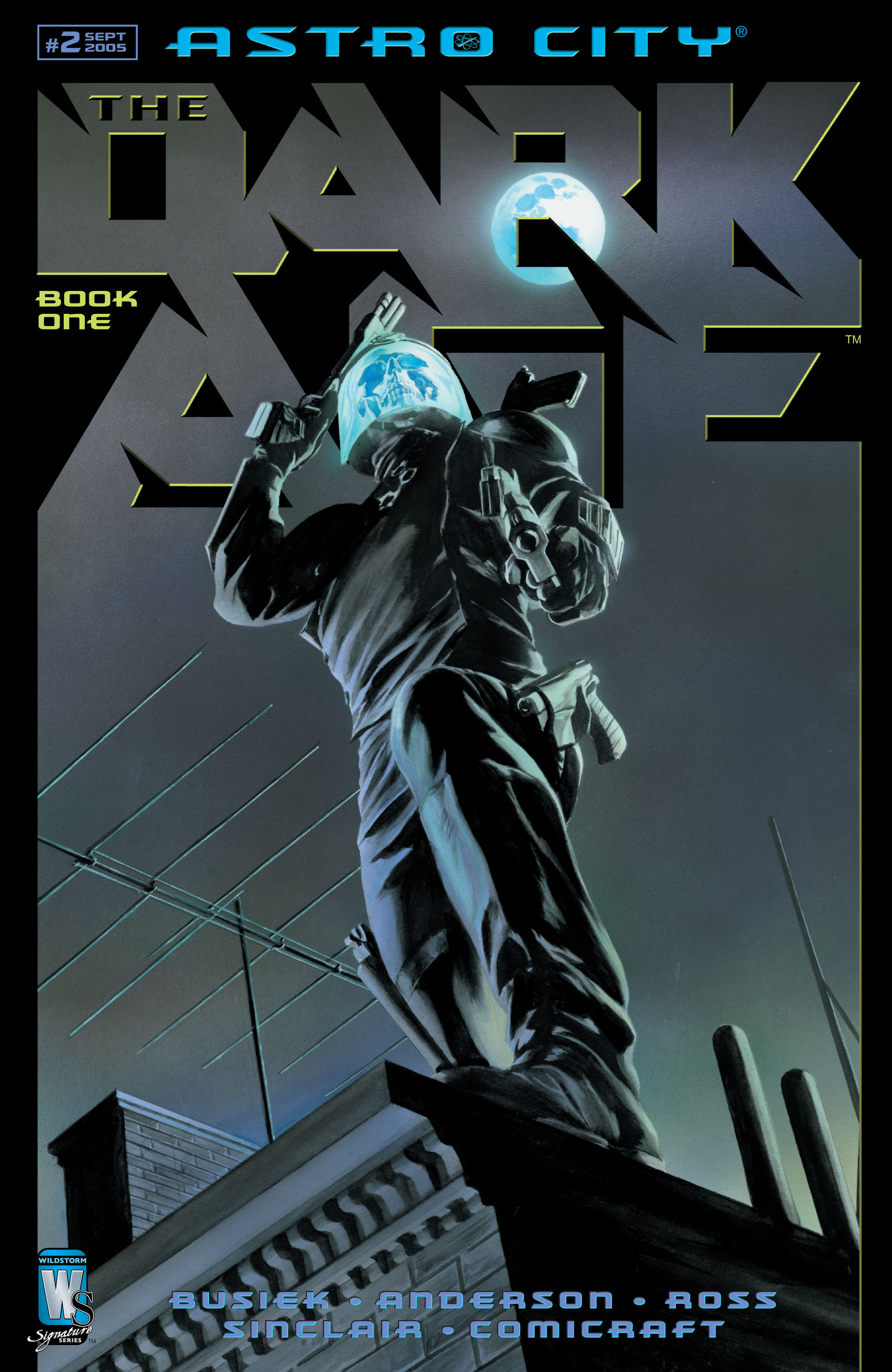 Read online Astro City: Dark Age/Book One comic -  Issue #2 - 1