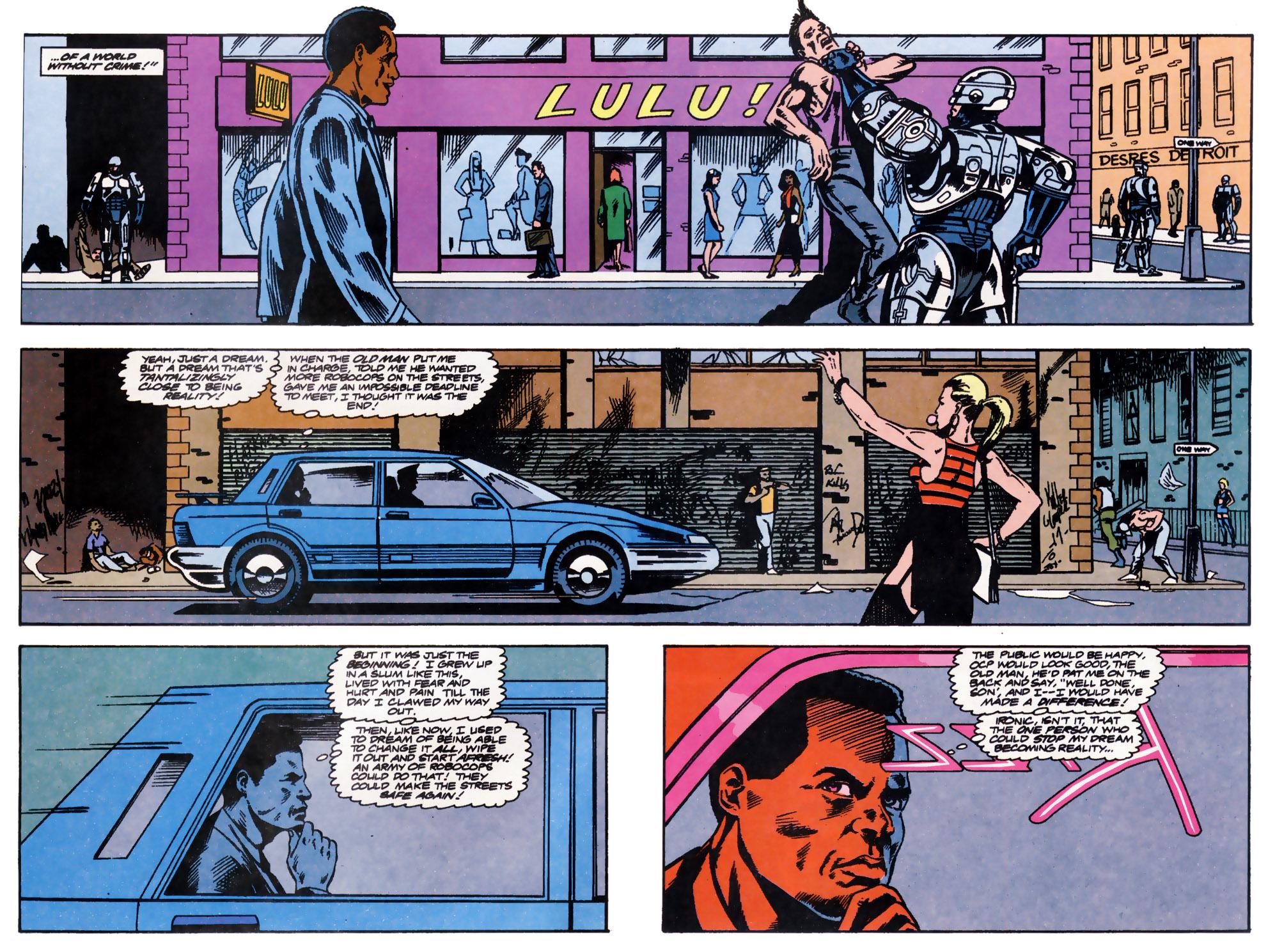 Read online Robocop (1990) comic -  Issue #14 - 3