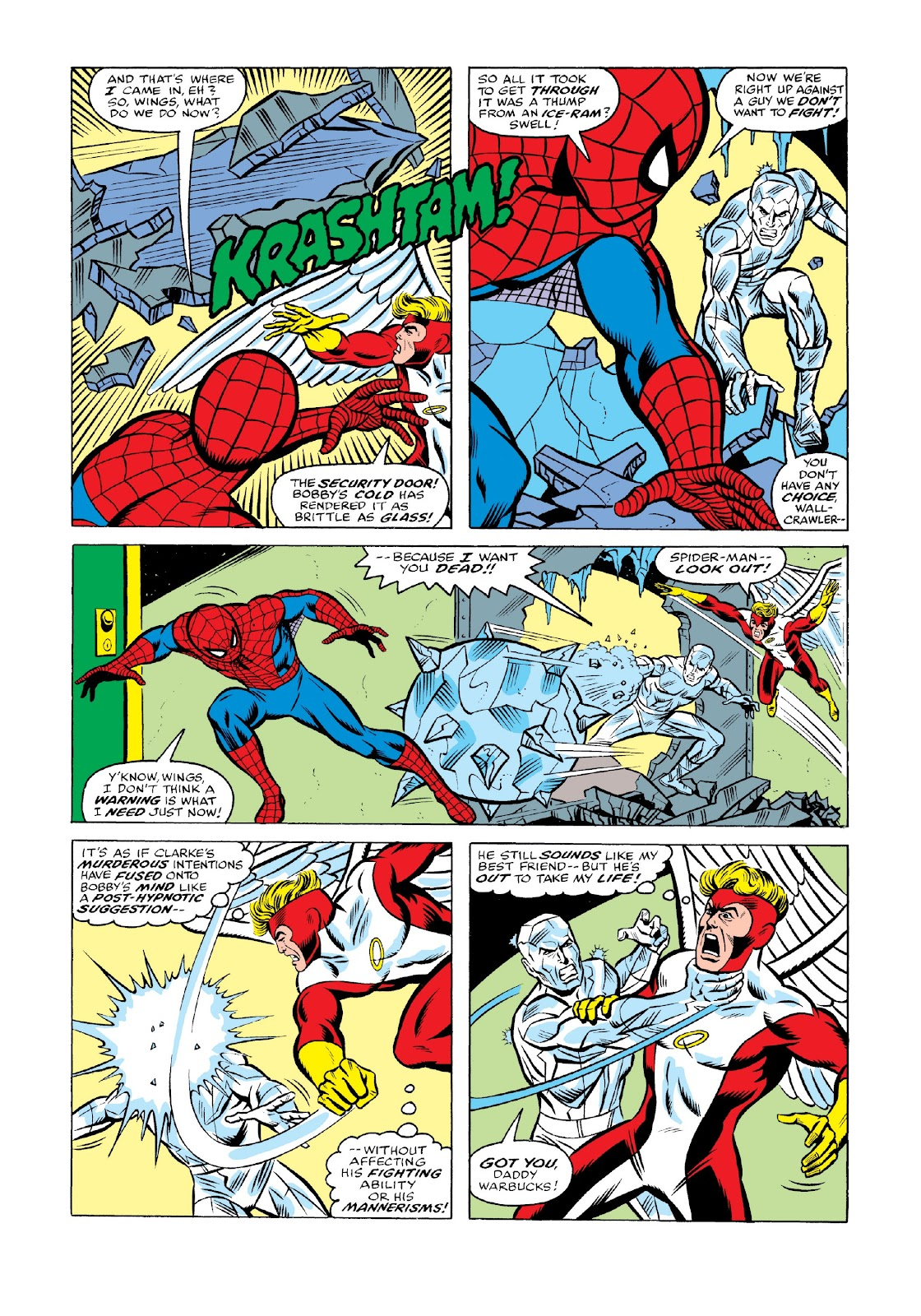 Read online Marvel Masterworks: The Spectacular Spider-Man comic -  Issue # TPB 2 (Part 1) - 52