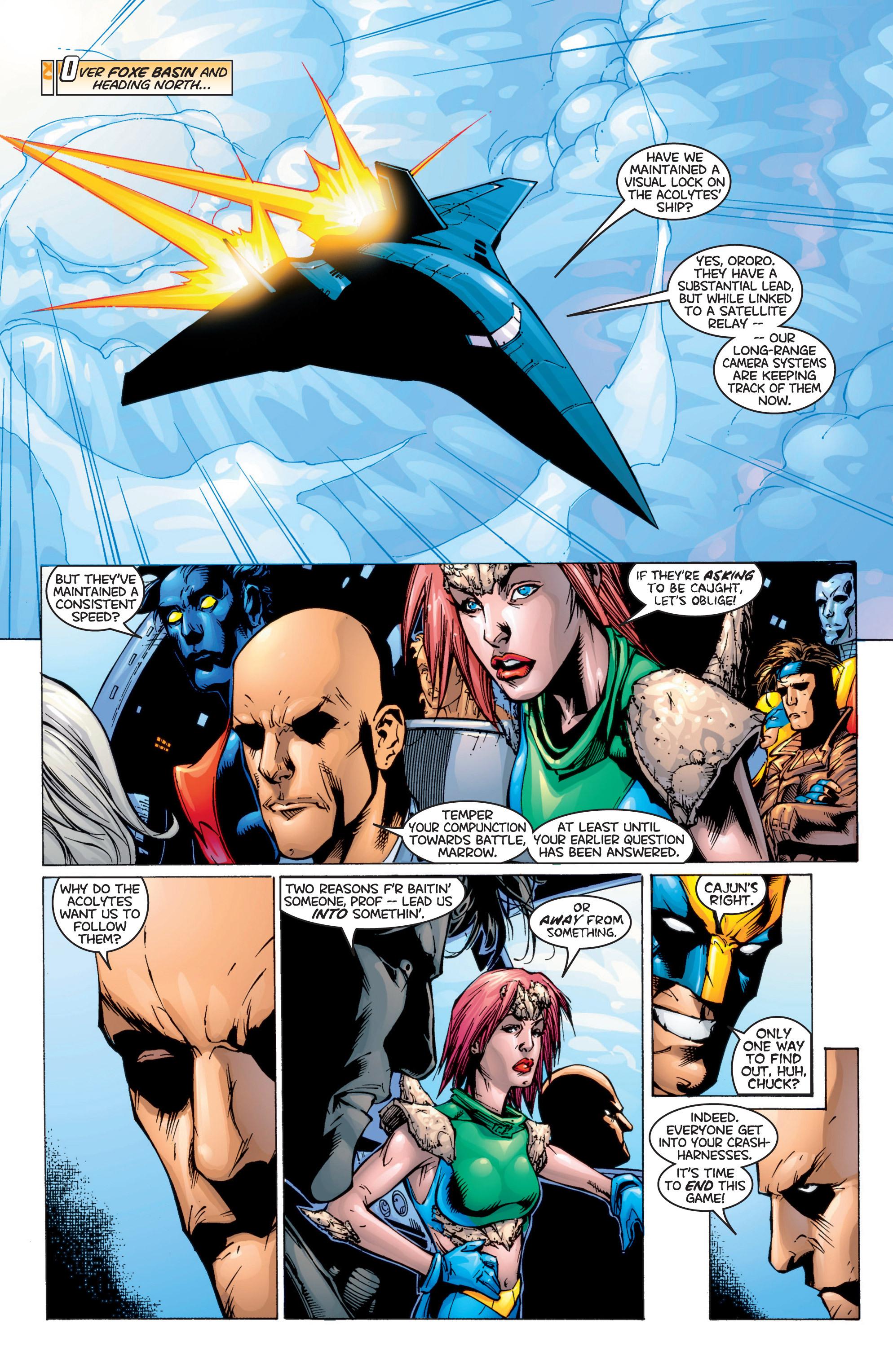 Read online Uncanny X-Men (1963) comic -  Issue #366 - 14