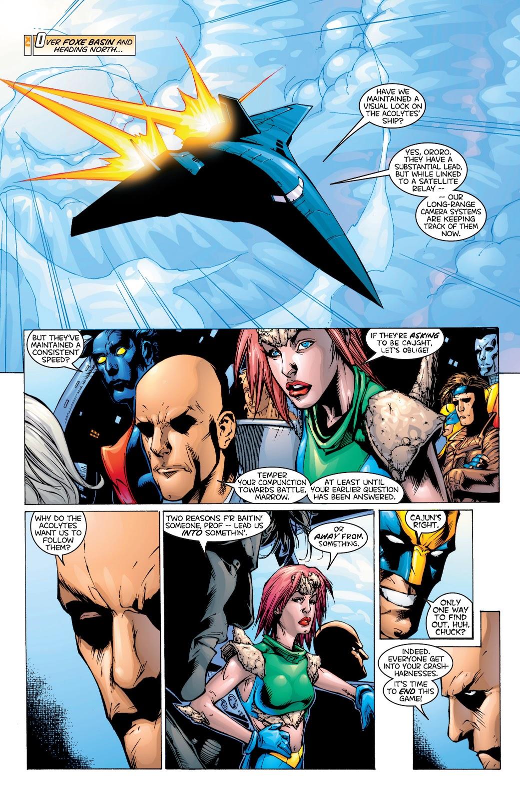 Uncanny X-Men (1963) issue 366 - Page 14