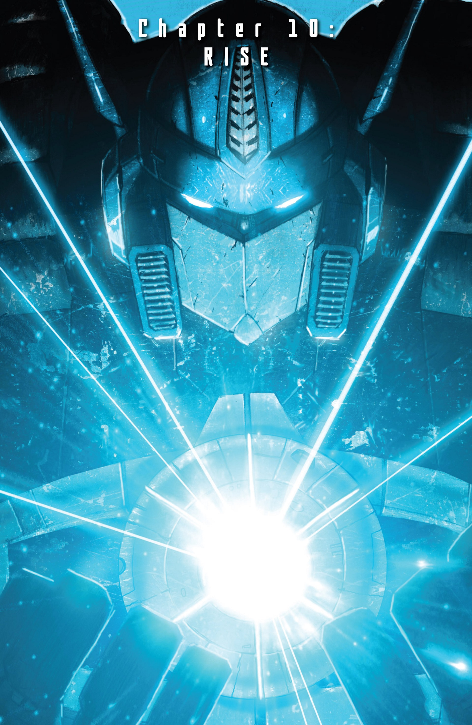 Read online Transformers: Autocracy comic -  Issue # Full - 88