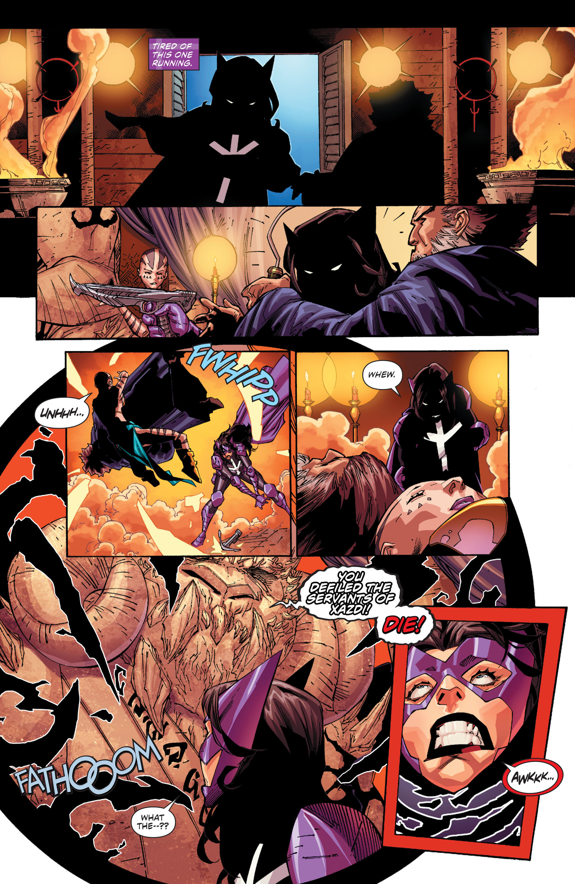 Read online Worlds' Finest comic -  Issue #18 - 14