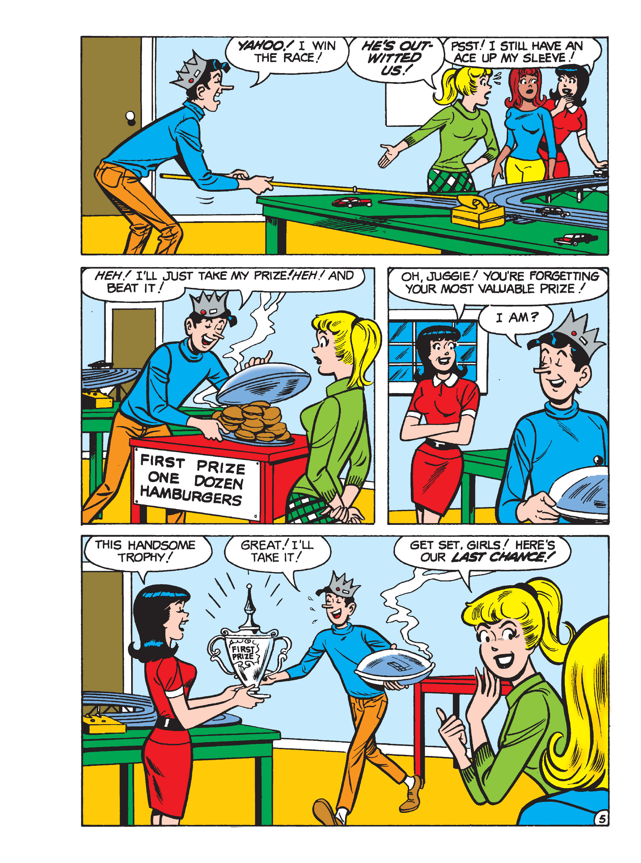 Read online Archie 1000 Page Comics Blowout! comic -  Issue # TPB (Part 4) - 136