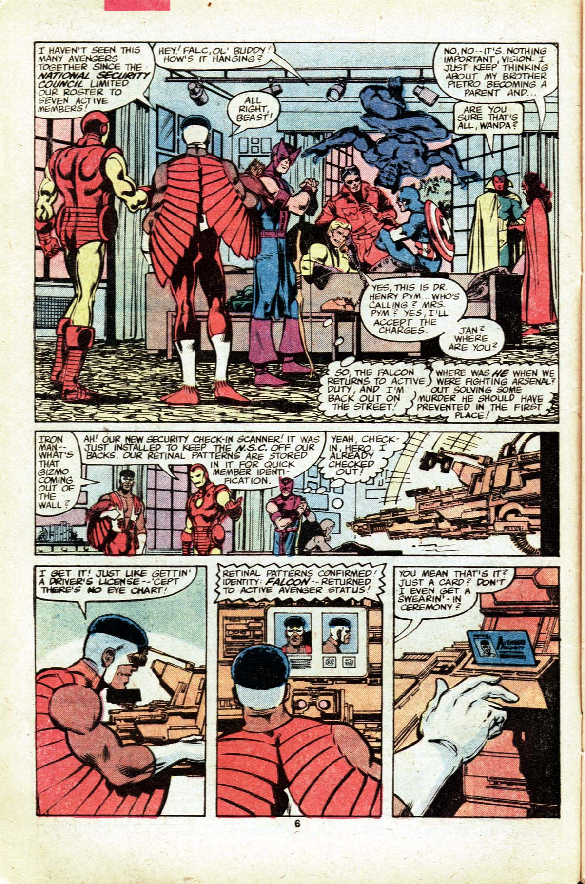 The Avengers (1963) 189 Page 4
