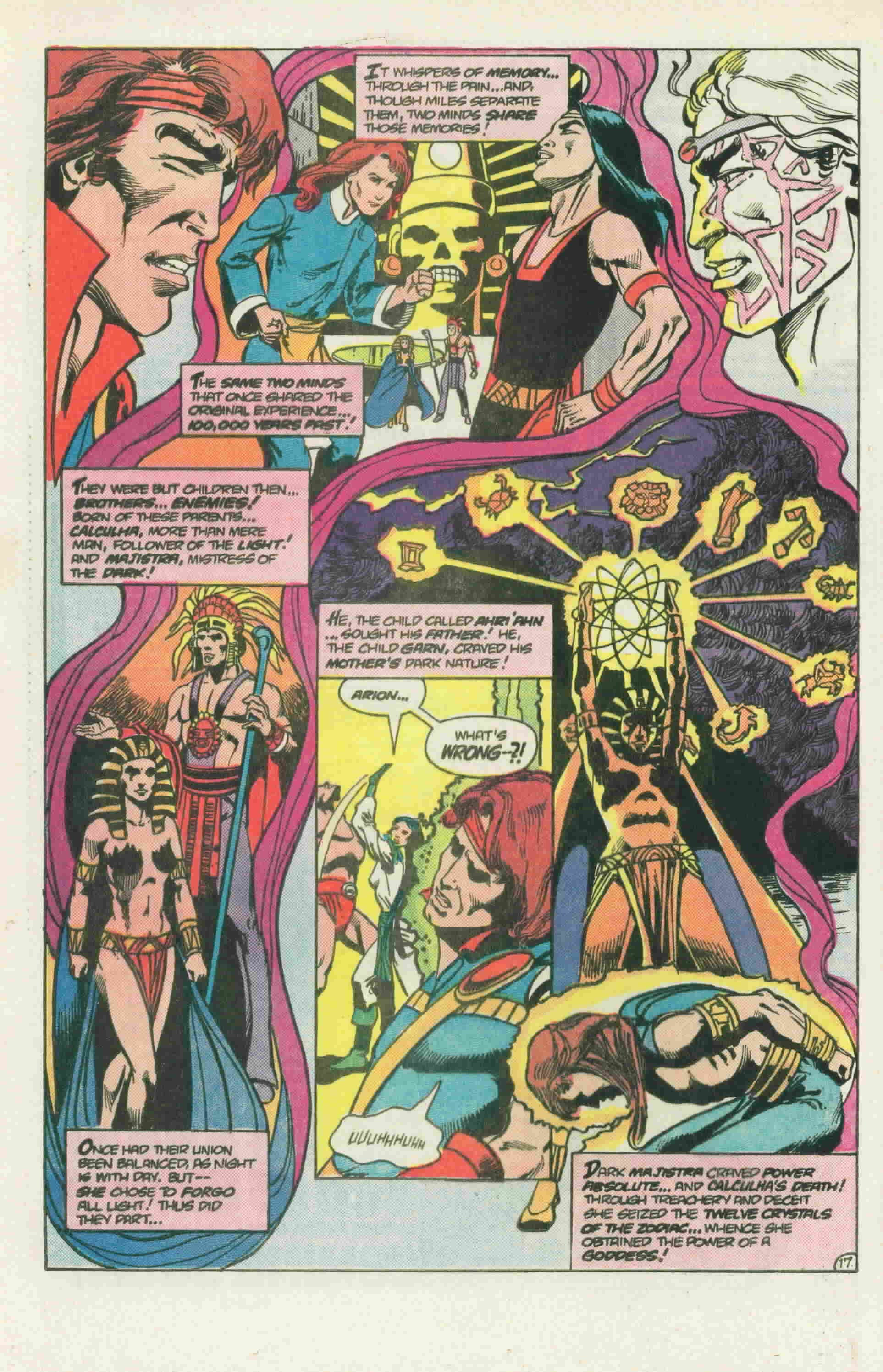 Read online Arion, Lord of Atlantis comic -  Issue #22 - 26