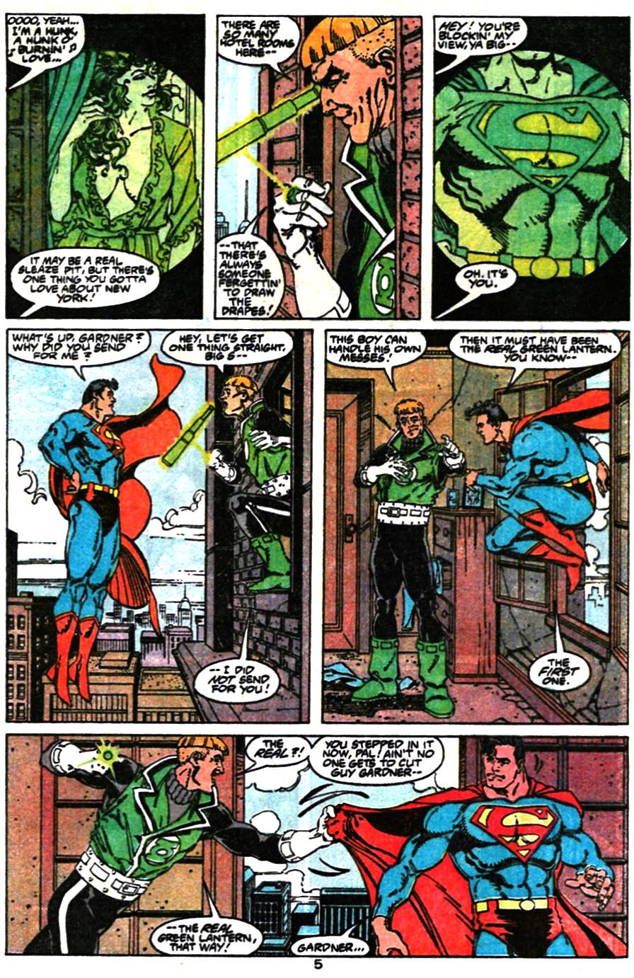 Read online Adventures of Superman (1987) comic -  Issue #473 - 7