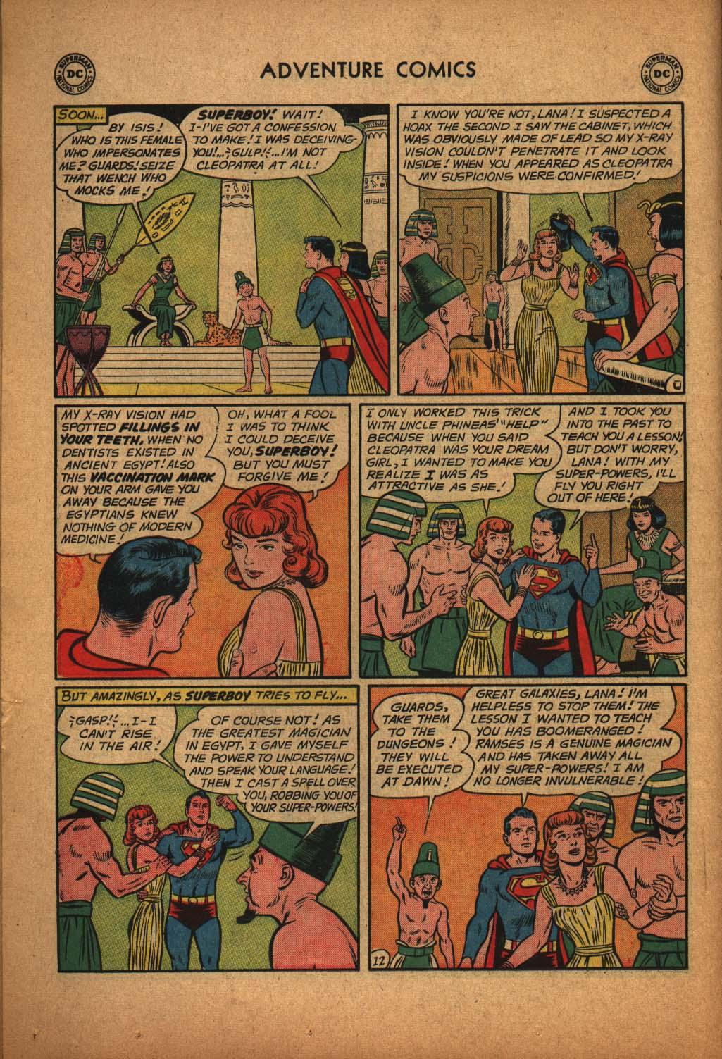 Read online Adventure Comics (1938) comic -  Issue #291 - 14