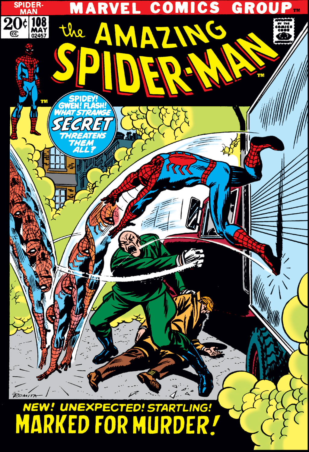 The Amazing Spider-Man (1963) 108 Page 1