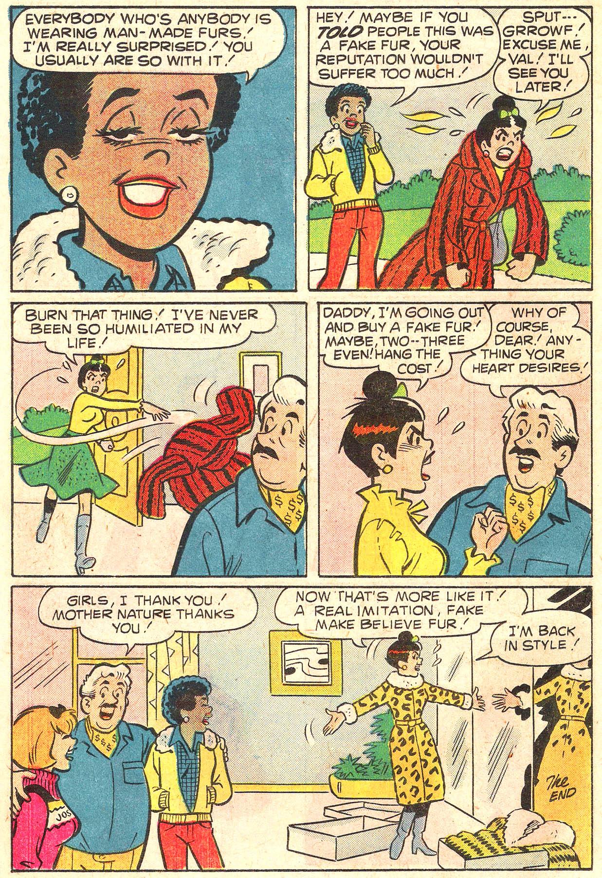 Read online She's Josie comic -  Issue #95 - 18