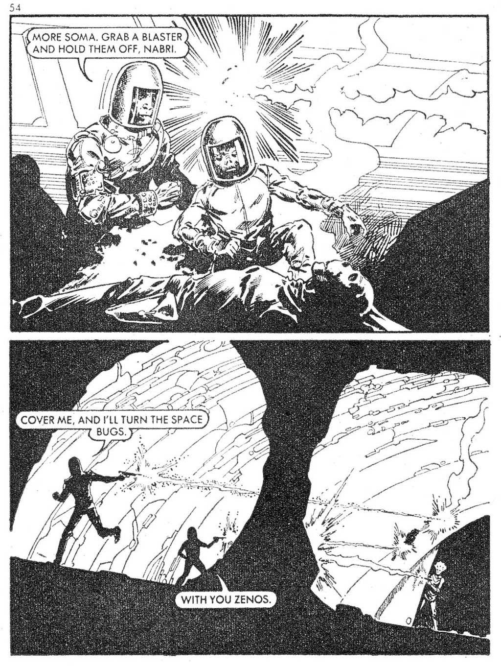 Starblazer issue 16 - Page 54