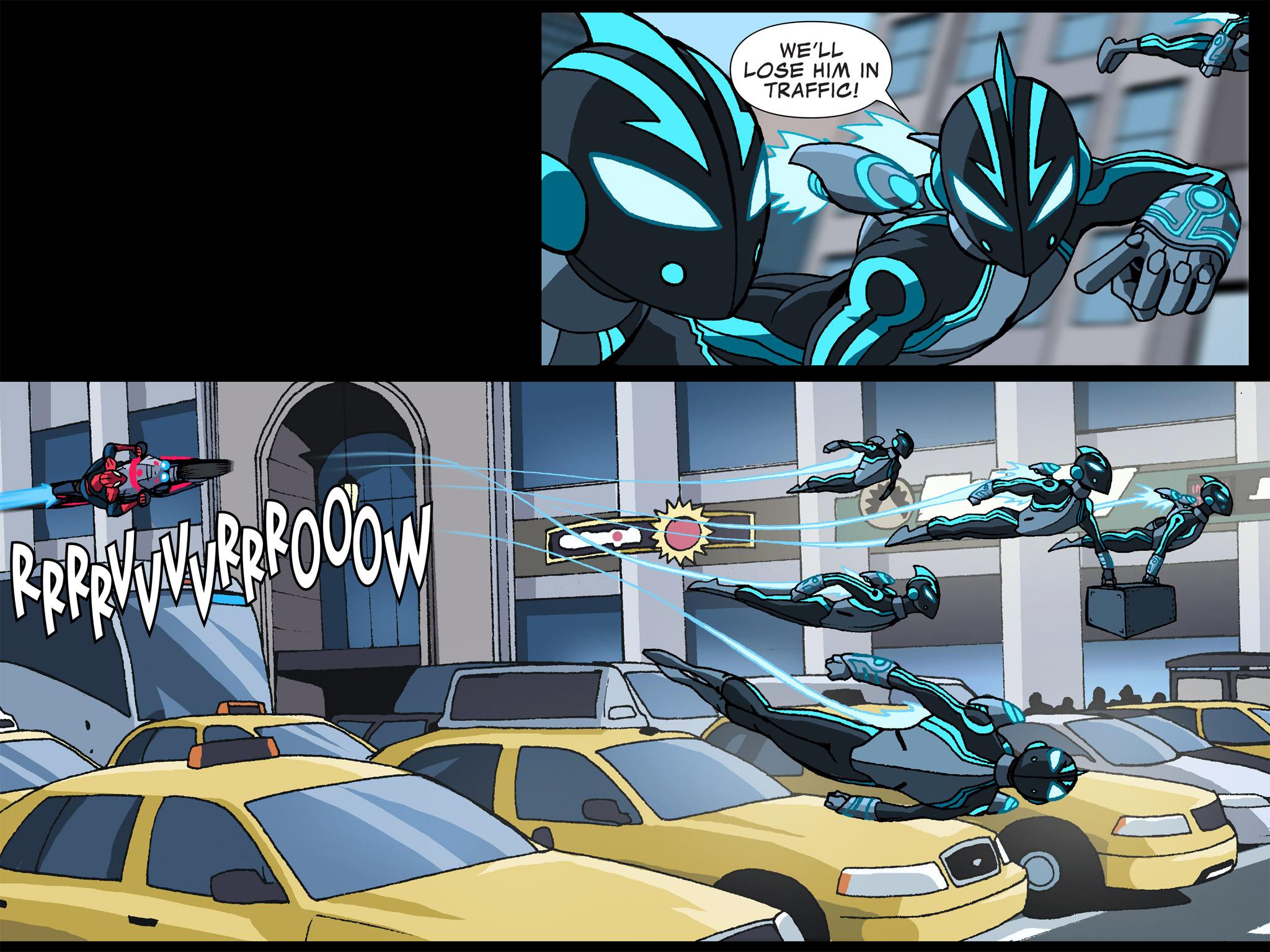 Read online Ultimate Spider-Man (Infinite Comics) (2015) comic -  Issue #12 - 9
