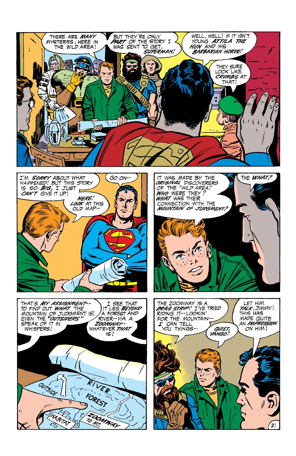Read online Superman's Pal, Jimmy Olsen by Jack Kirby comic -  Issue # TPB (Part 1) - 29