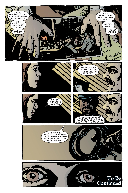 Read online Alias comic -  Issue #2 - 22