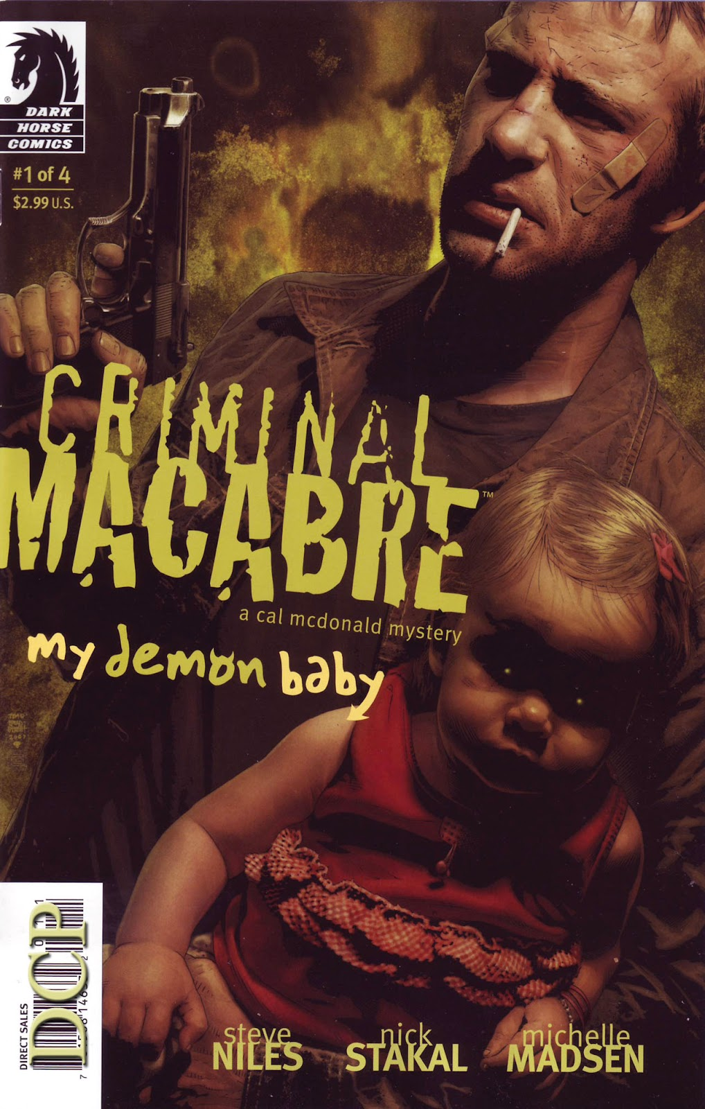 Criminal Macabre: My Demon Baby issue 1 - Page 1