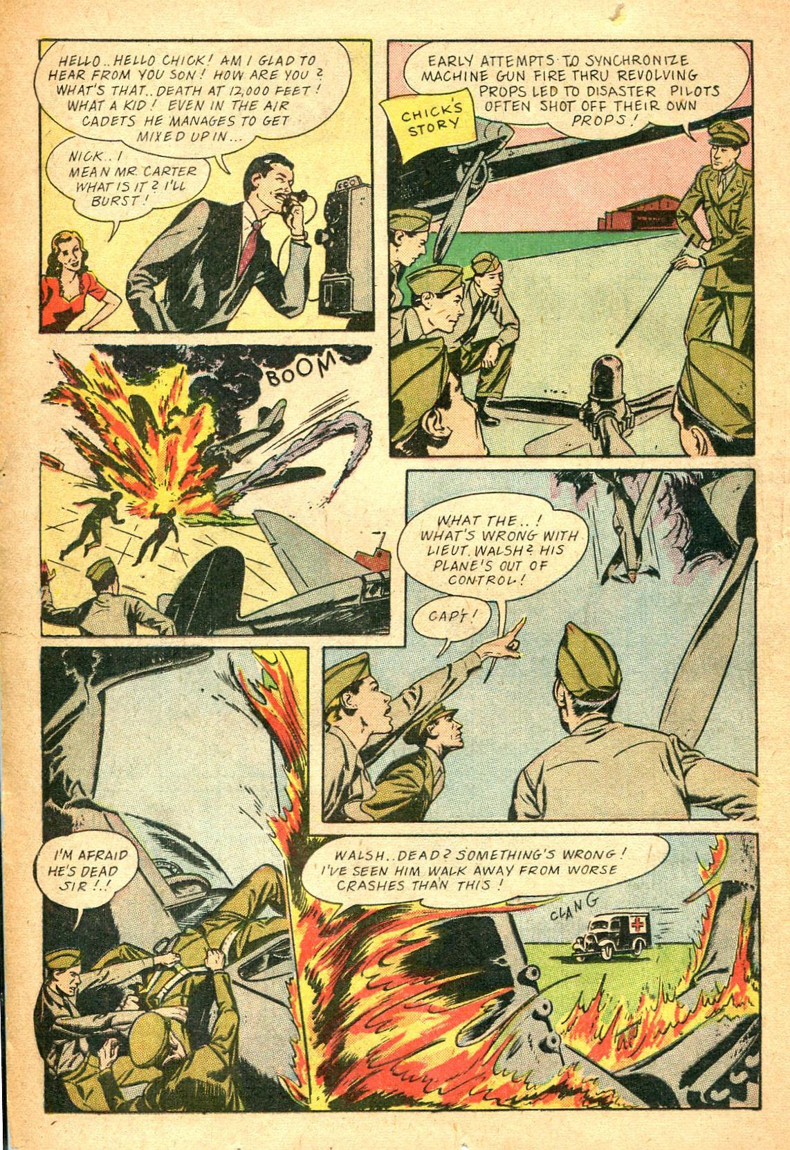 Read online Shadow Comics comic -  Issue #47 - 27