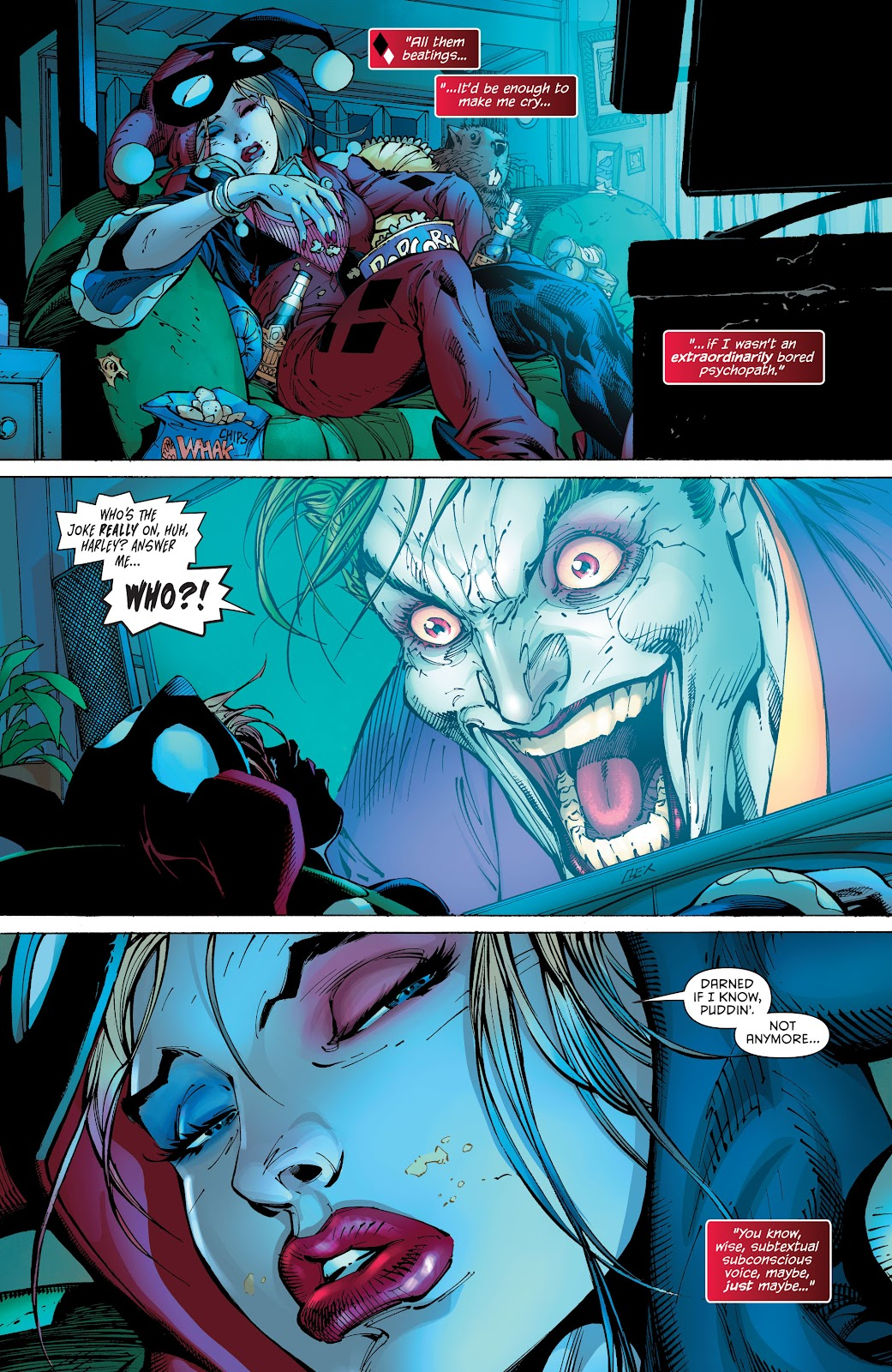 Read online Harley Quinn & the Suicide Squad Special Edition comic -  Issue # Full - 3