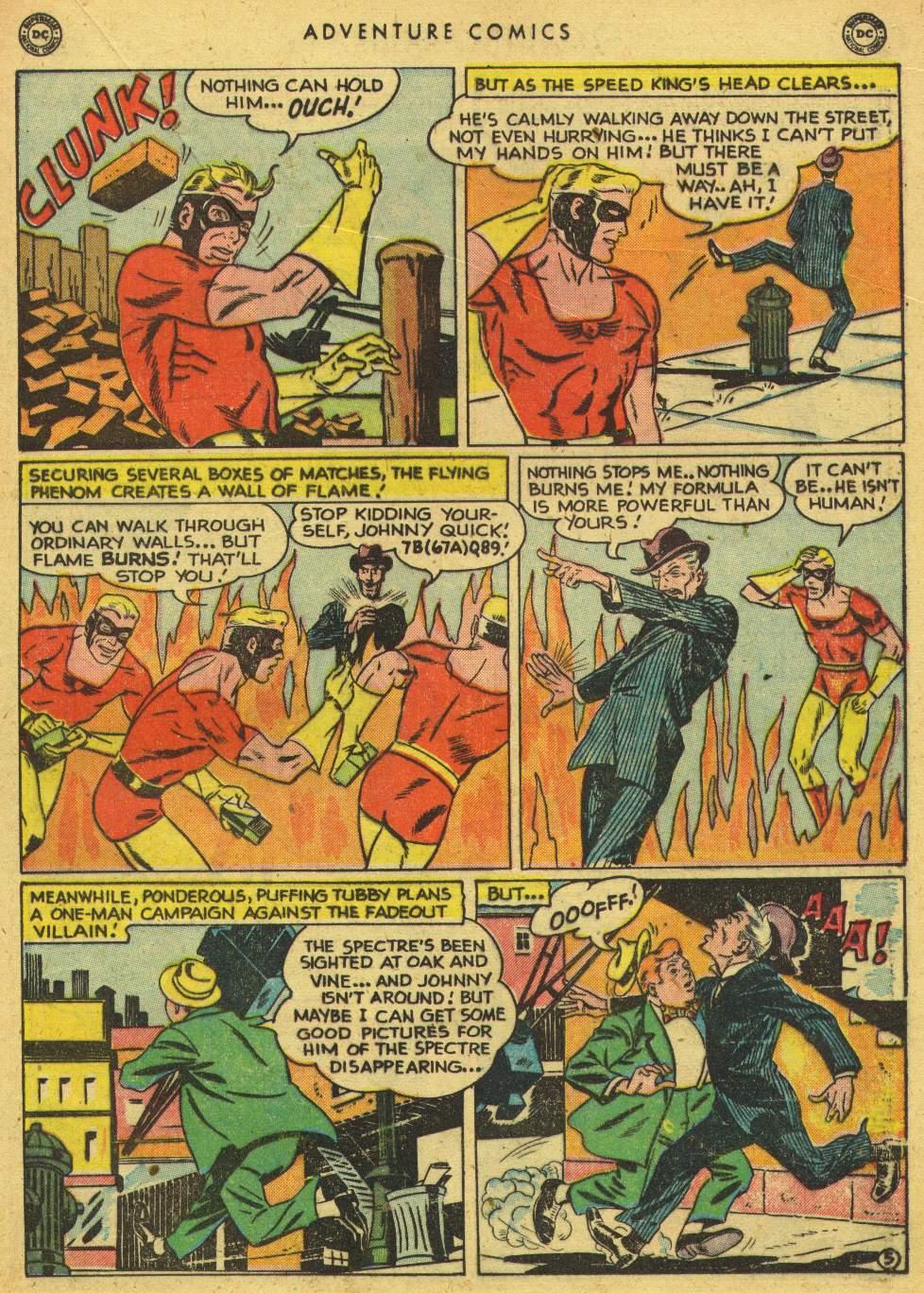 Read online Adventure Comics (1938) comic -  Issue #150 - 25